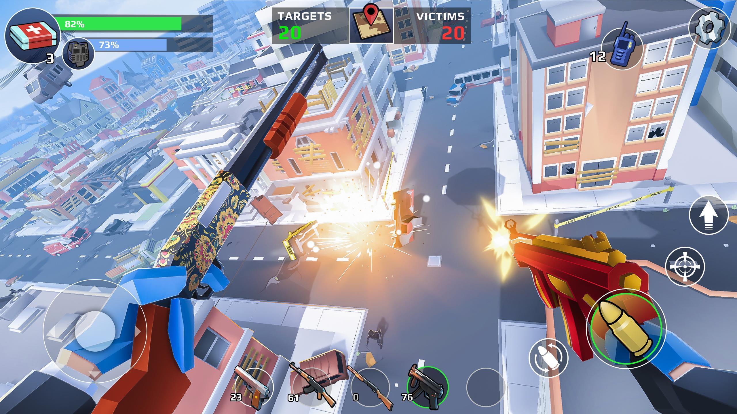 Battle Royale: FPS Shooter 1.12.02 Screenshot 4