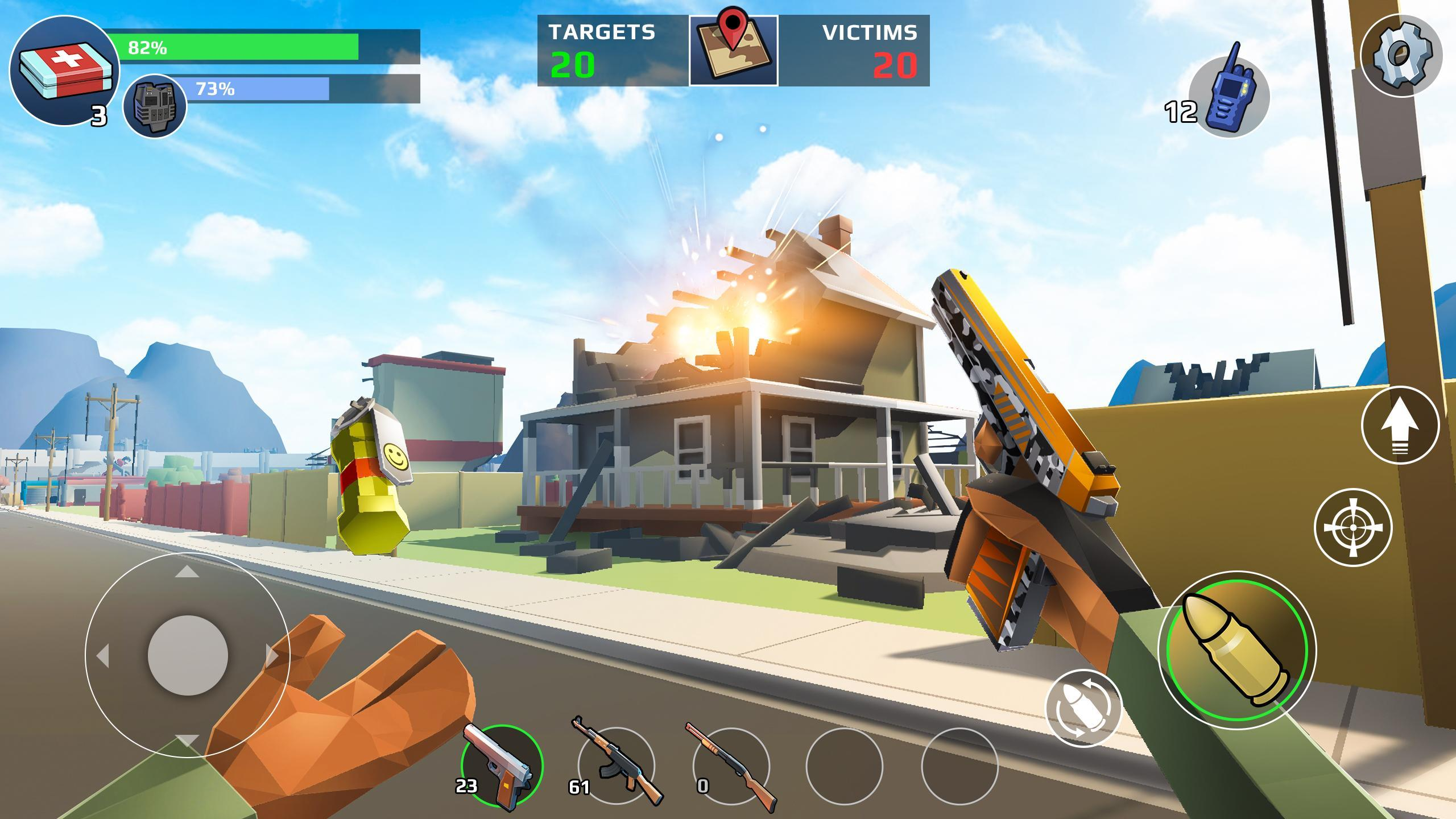 Battle Royale: FPS Shooter 1.12.02 Screenshot 5