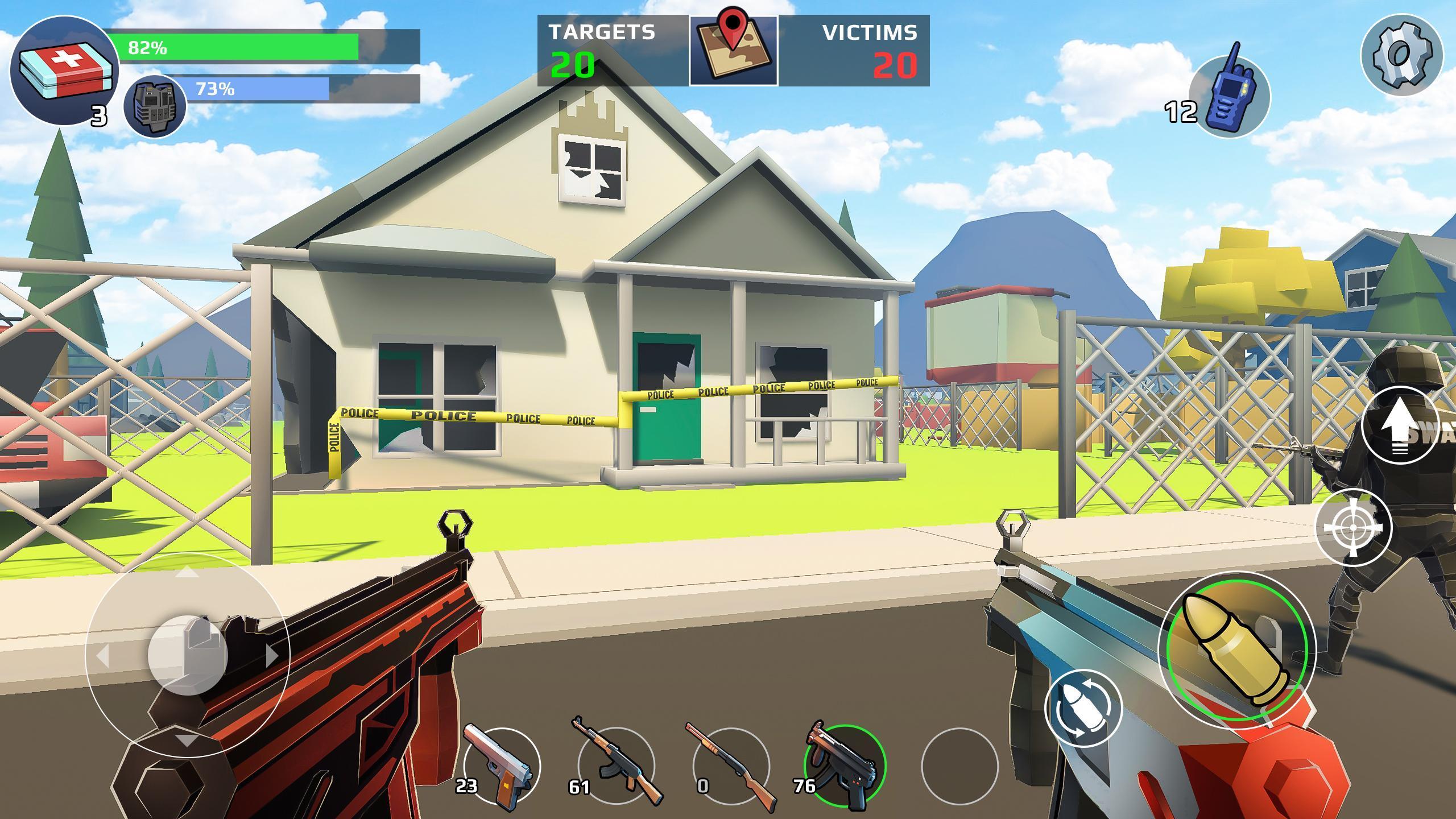 Battle Royale: FPS Shooter 1.12.02 Screenshot 6