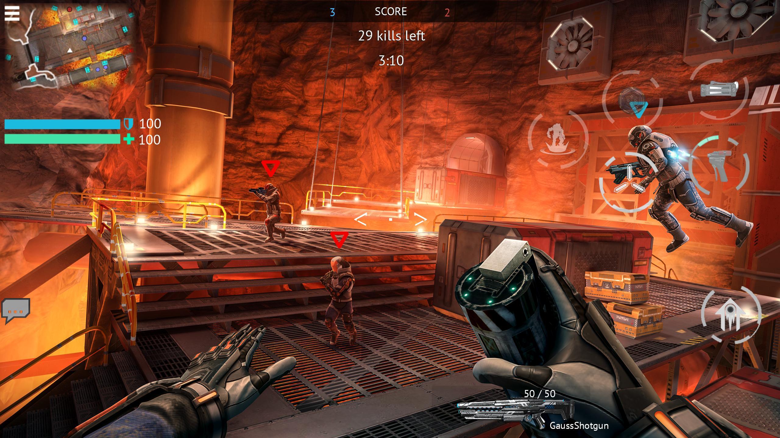Infinity Ops Online FPS 1.11.0 Screenshot 12