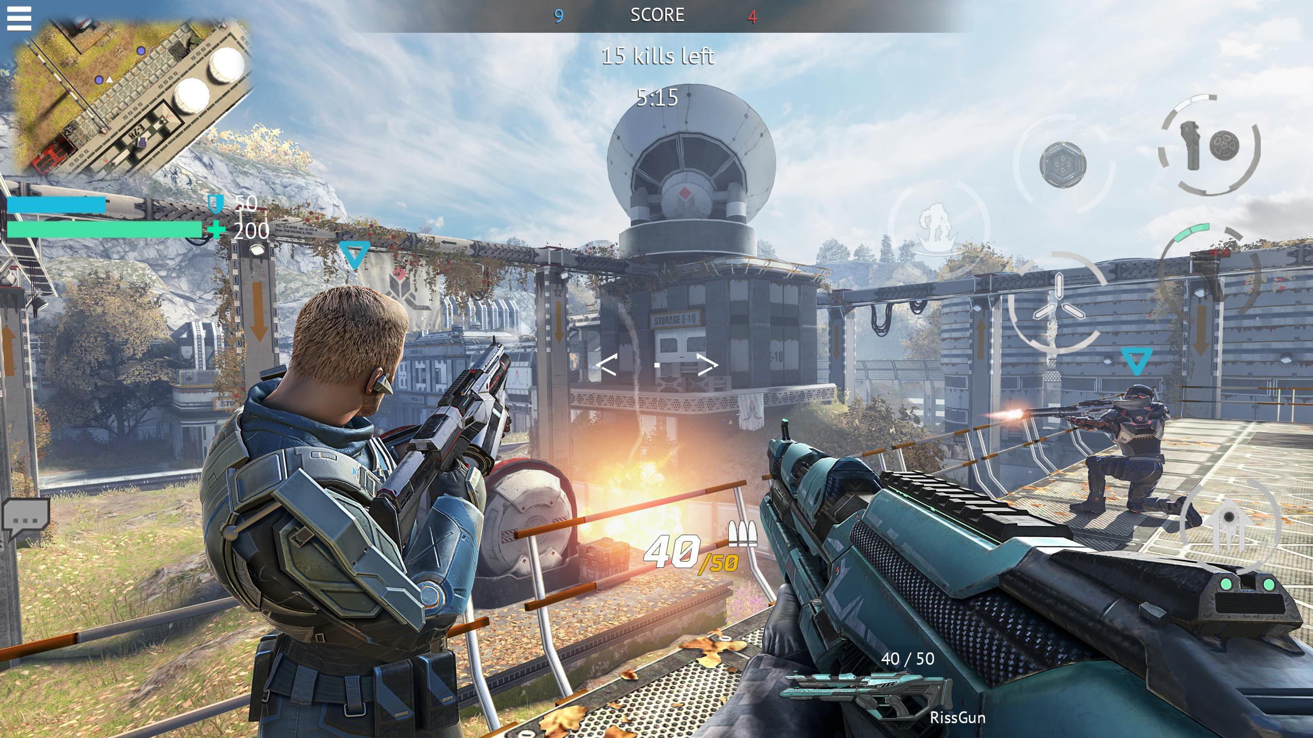 Infinity Ops Online FPS 1.11.0 Screenshot 5