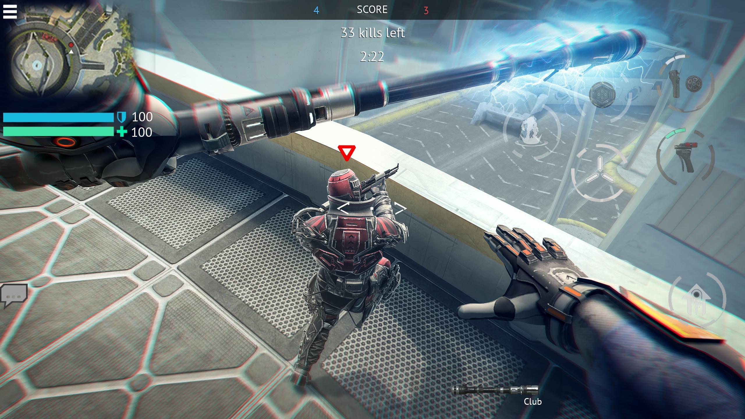 Infinity Ops Online FPS 1.11.0 Screenshot 6