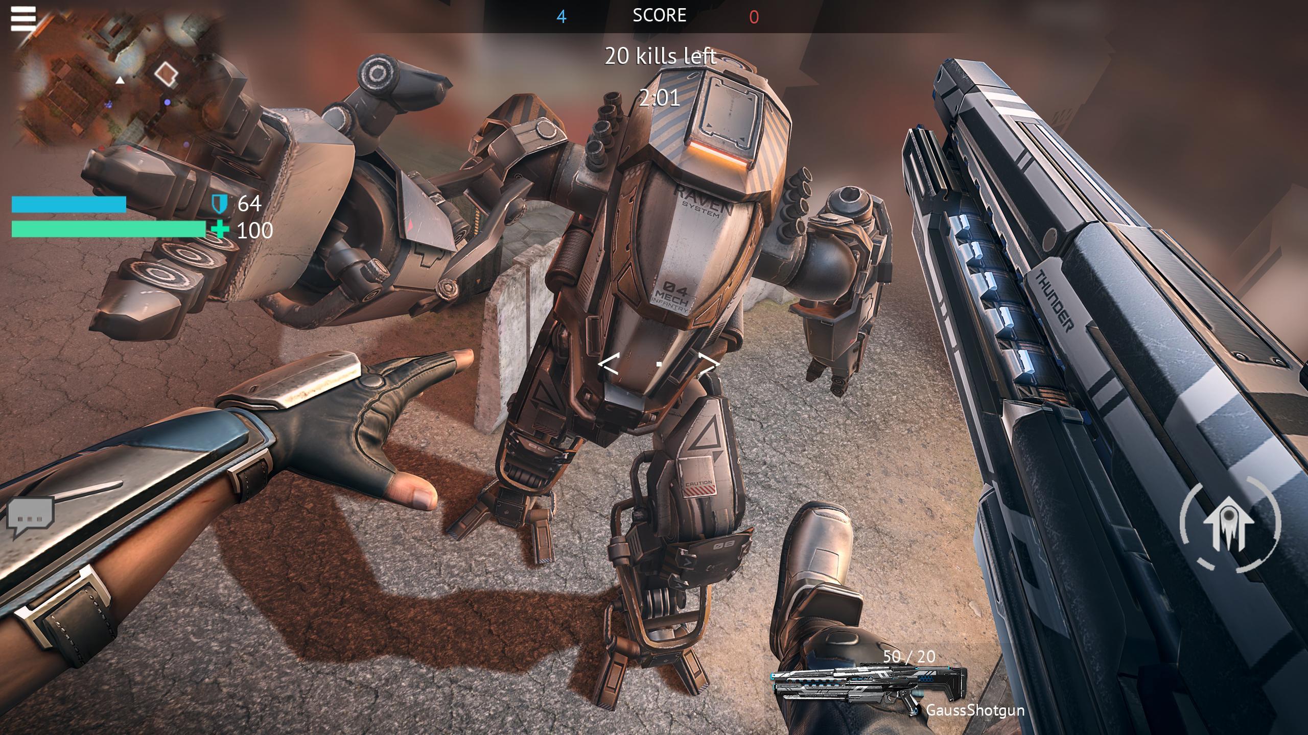 Infinity Ops Online FPS 1.11.0 Screenshot 8