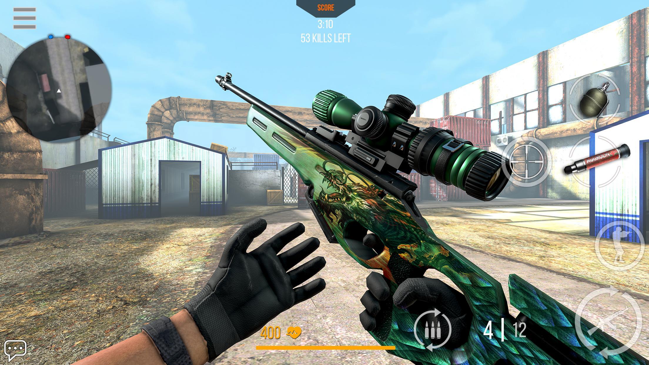 Modern Strike Online PvP FPS 1.40.1 Screenshot 12