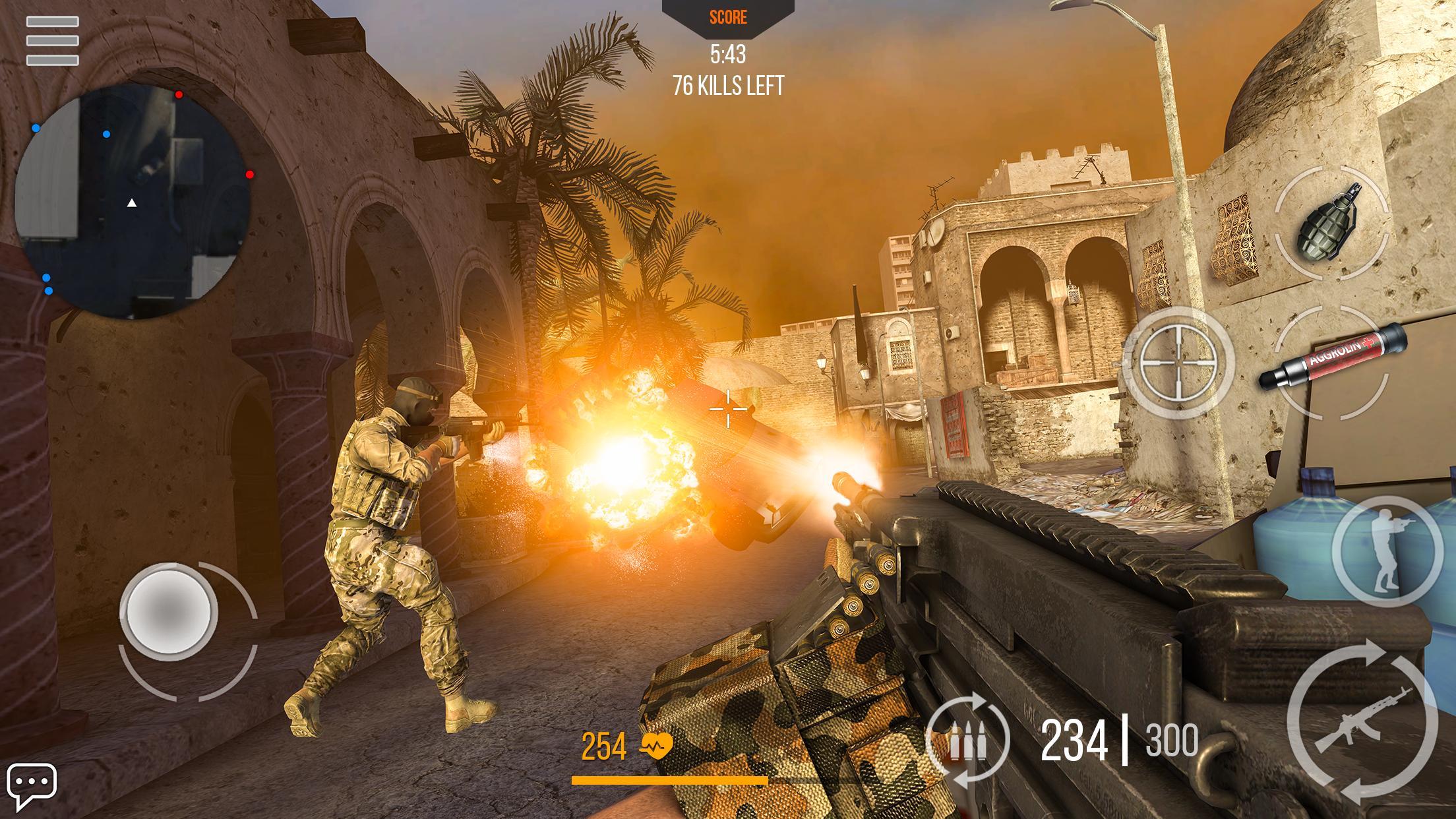 Modern Strike Online PvP FPS 1.40.1 Screenshot 22