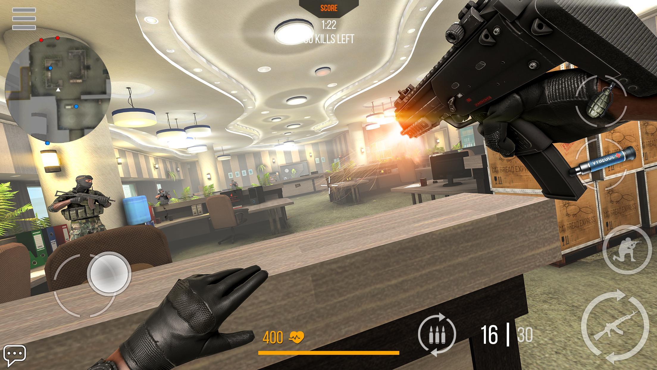 Modern Strike Online PvP FPS 1.40.1 Screenshot 3