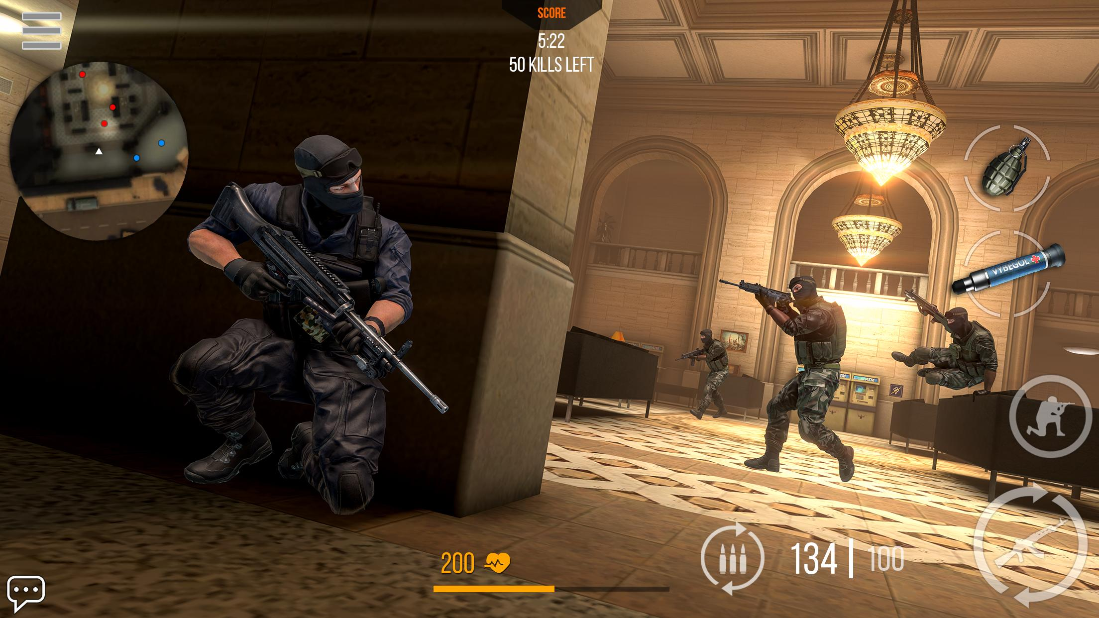 Modern Strike Online PvP FPS 1.40.1 Screenshot 8
