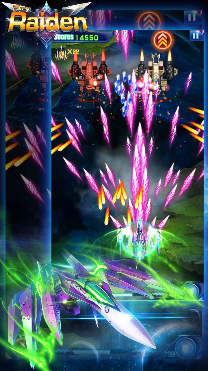 Space Shooter Galaxy Attack 1.31 Screenshot 10