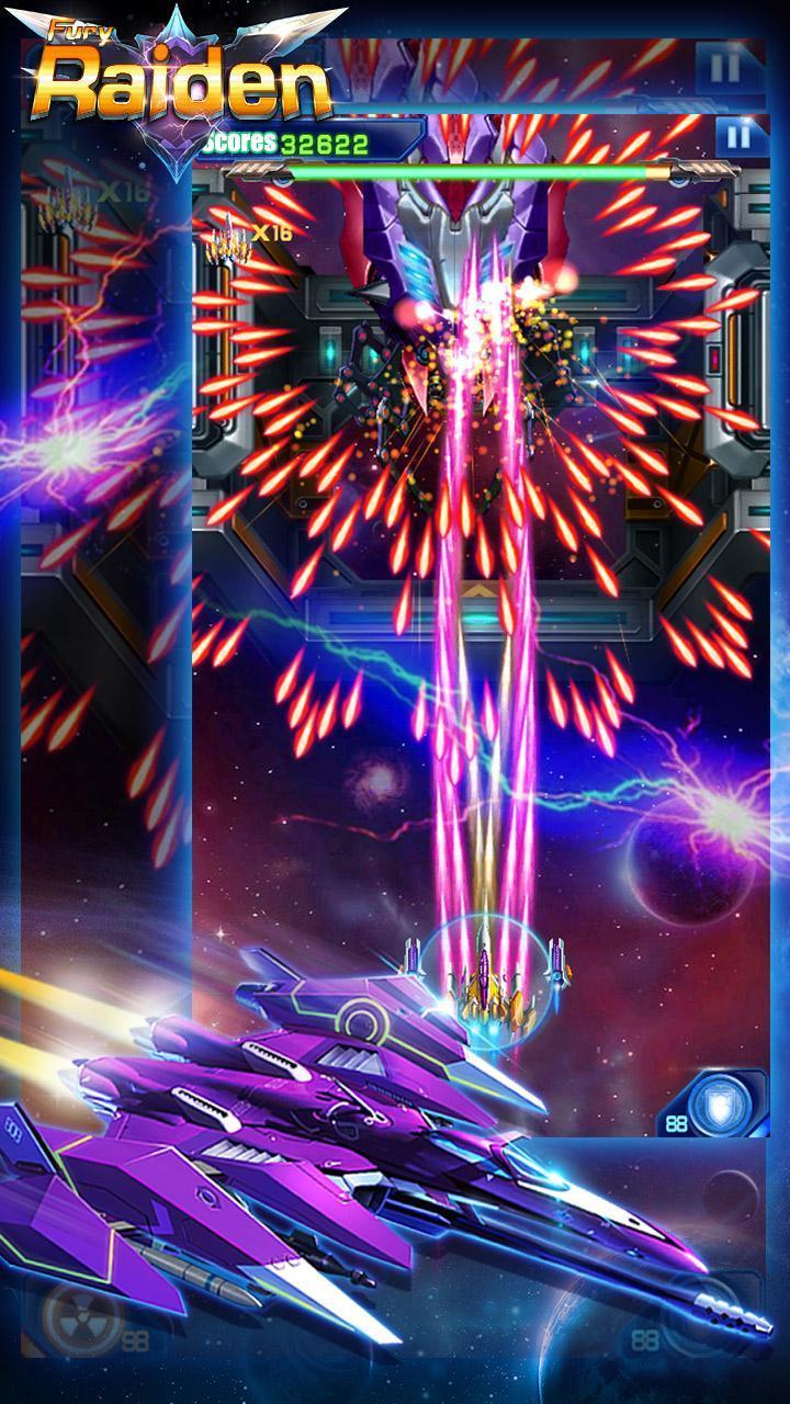 Space Shooter Galaxy Attack 1.31 Screenshot 11