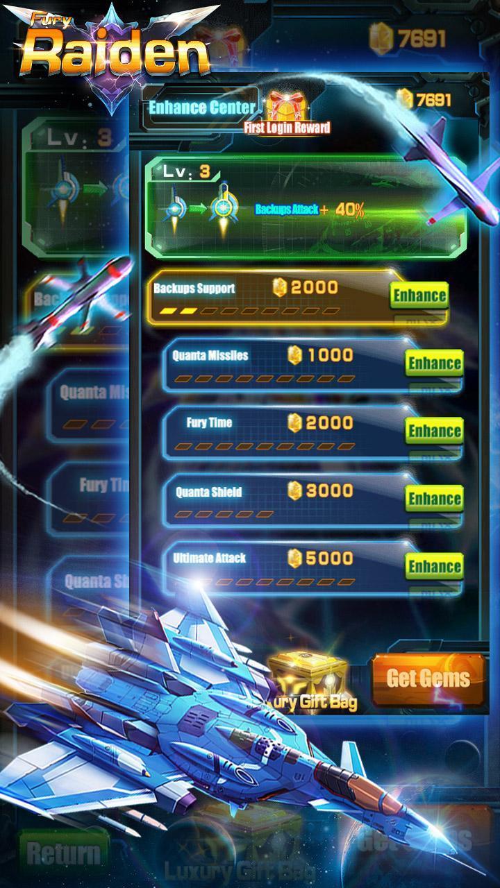 Space Shooter Galaxy Attack 1.31 Screenshot 2