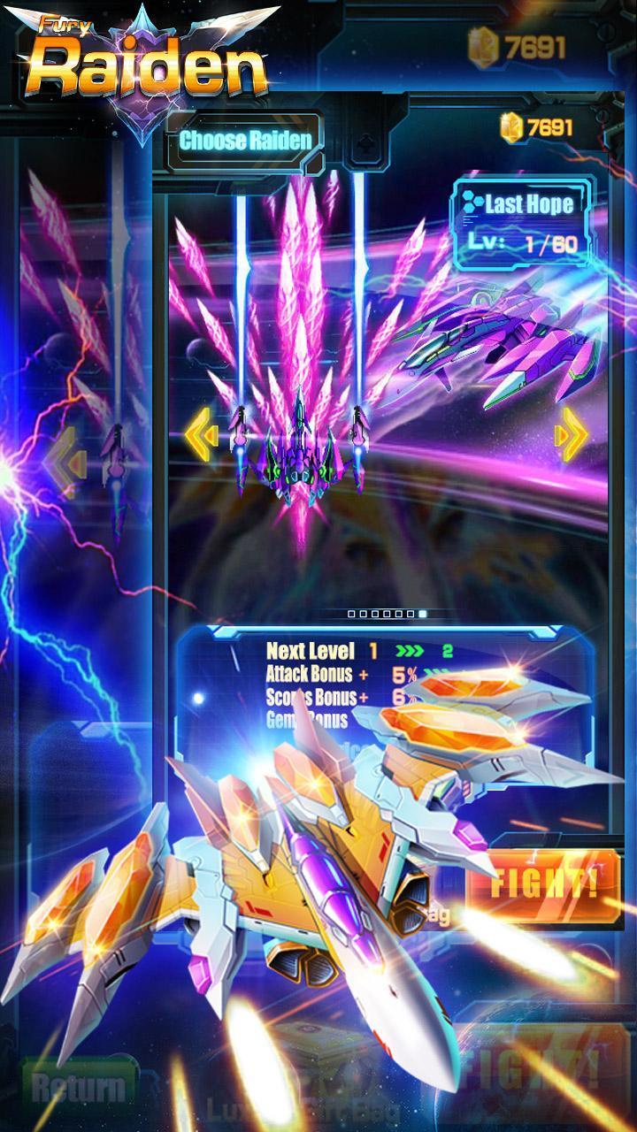 Space Shooter Galaxy Attack 1.31 Screenshot 4