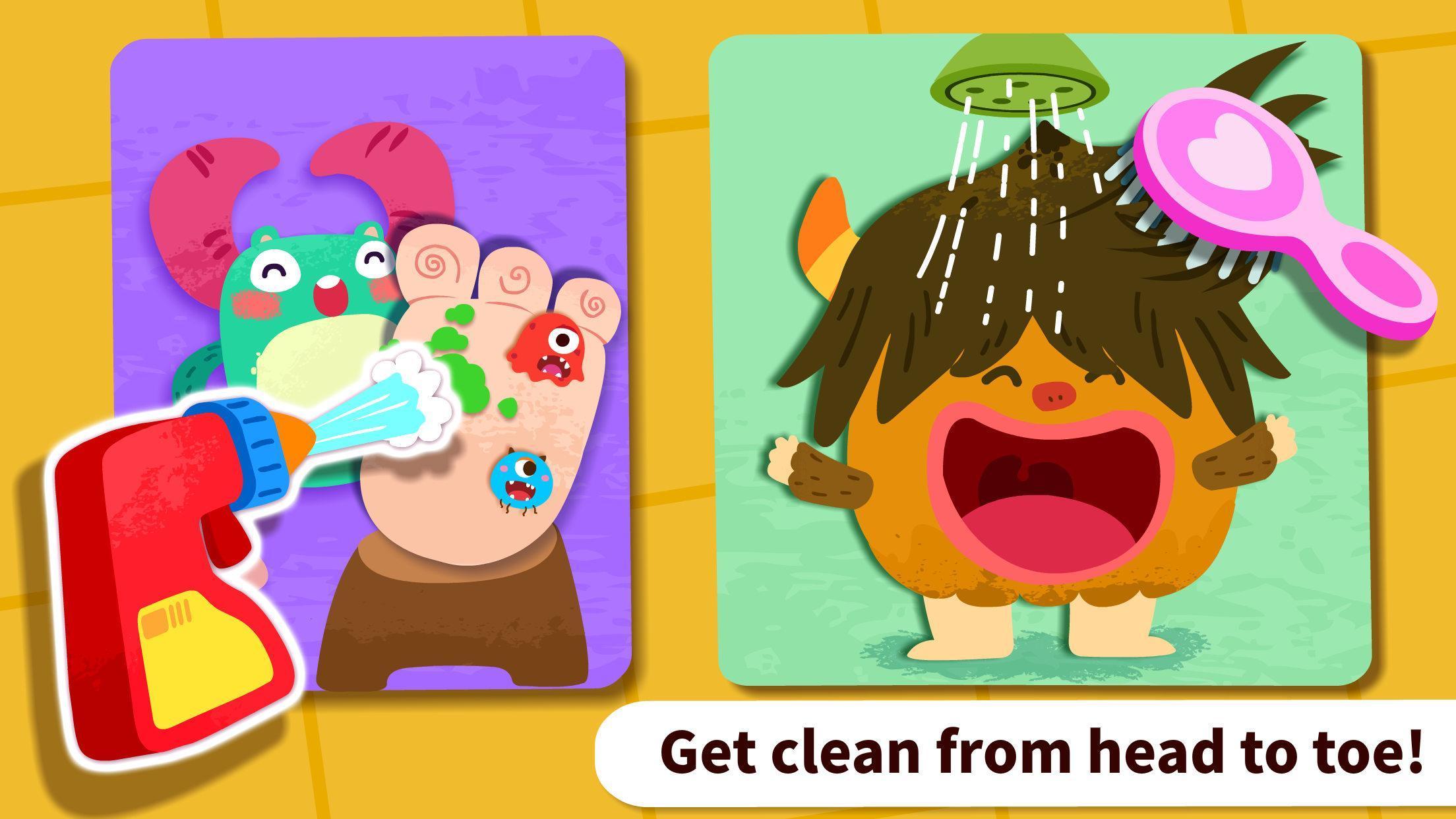 Baby Panda's Monster Spa  Salon 8.43.00.10 Screenshot 3