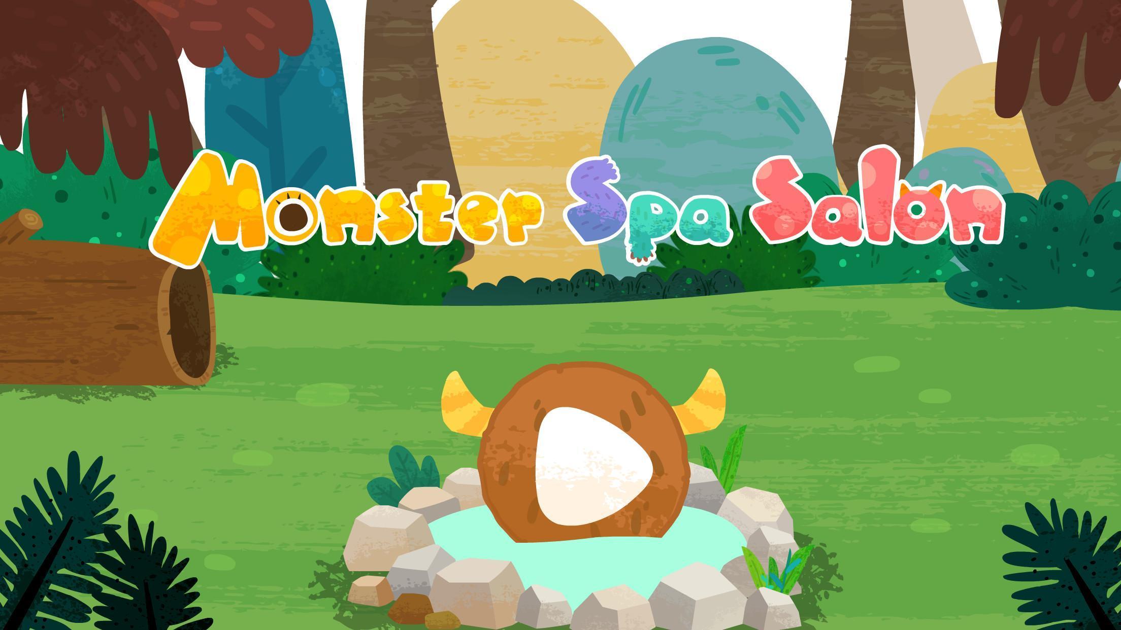 Baby Panda's Monster Spa  Salon 8.43.00.10 Screenshot 6