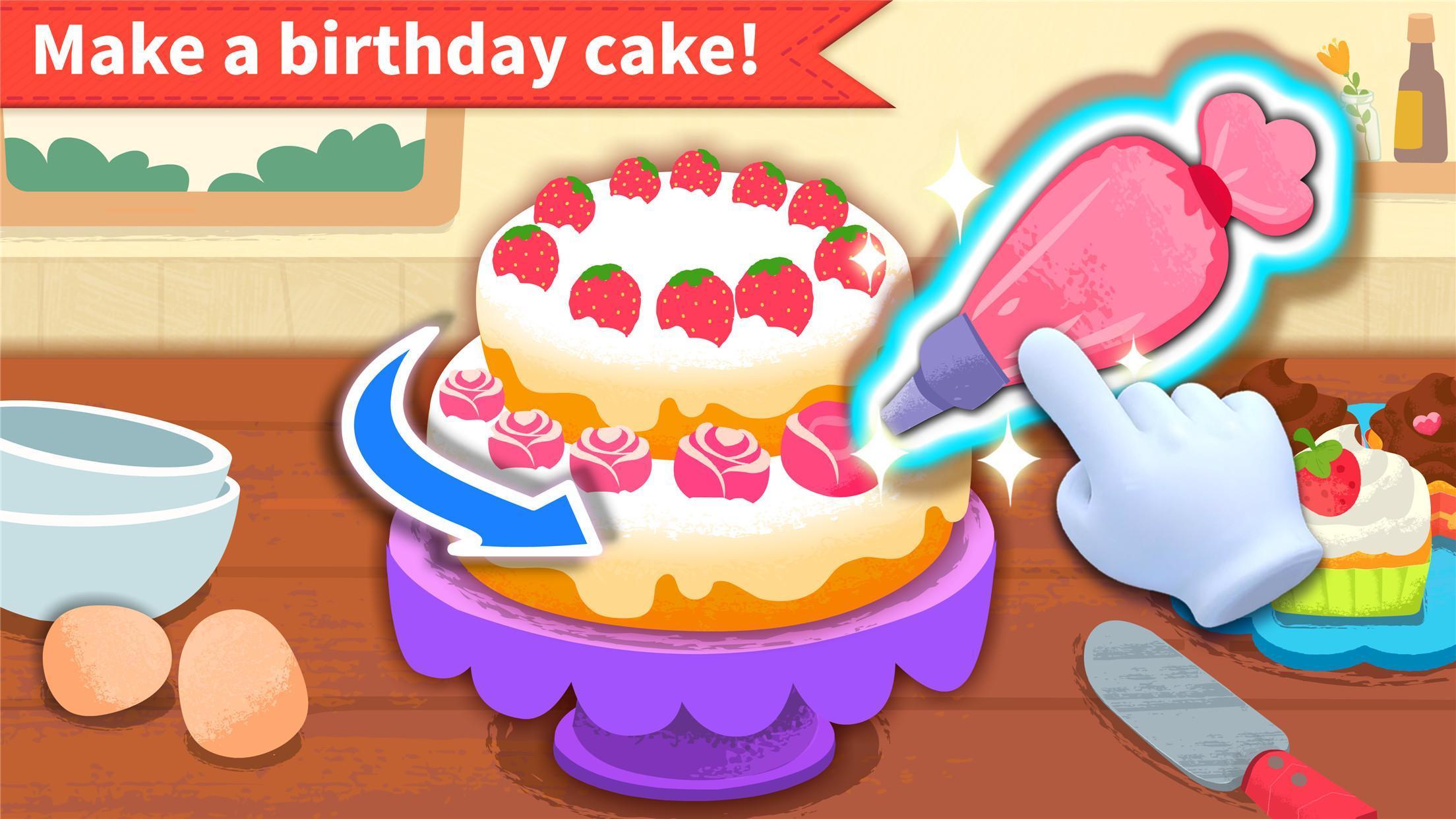 Little panda's birthday party 8.43.00.10 Screenshot 9