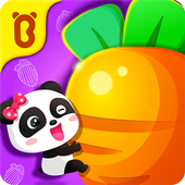 Baby Panda: Magical Opposites - Forest Adventure app icon