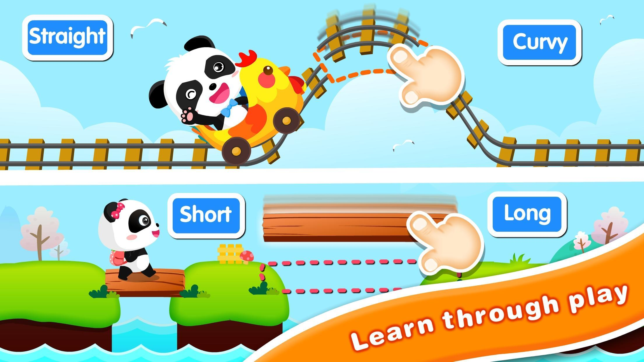 Baby Panda: Magical Opposites - Forest Adventure 8.43.00.10 Screenshot 12