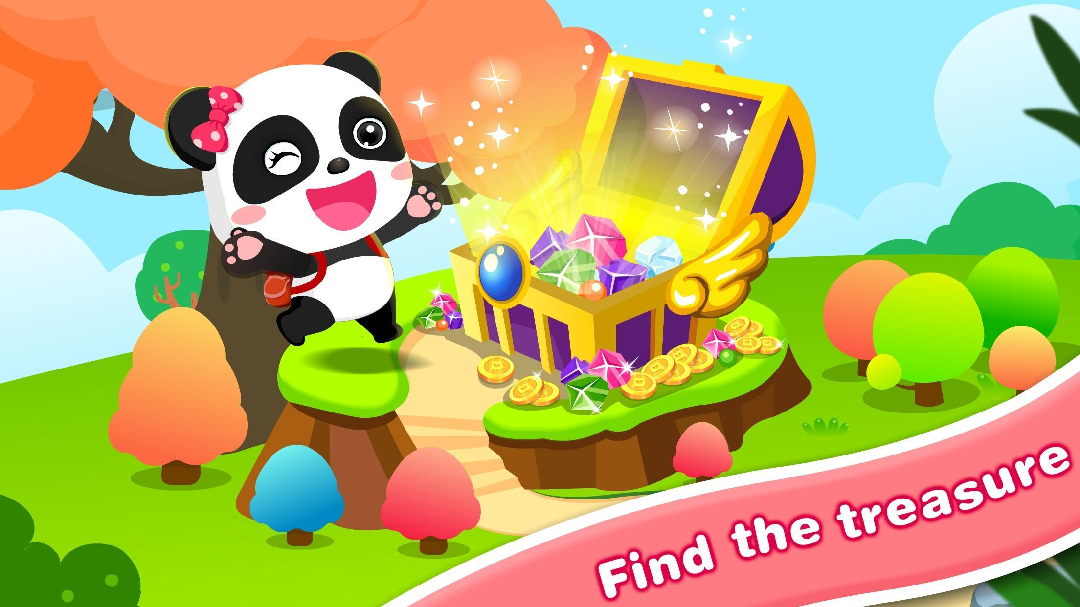 Baby Panda: Magical Opposites - Forest Adventure 8.43.00.10 Screenshot 5