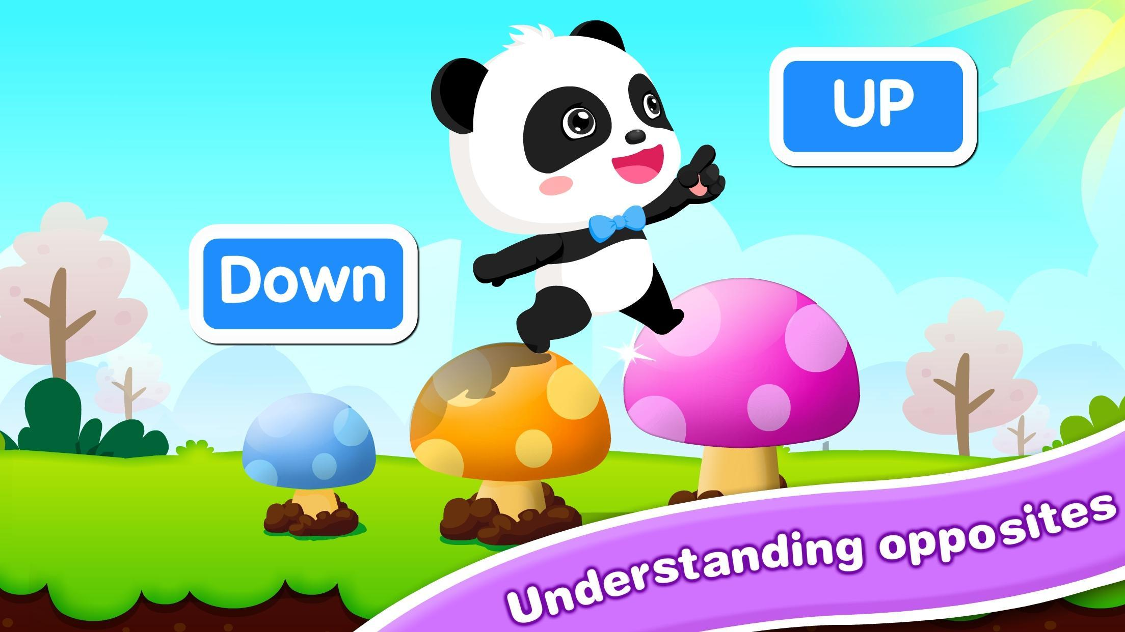 Baby Panda: Magical Opposites - Forest Adventure 8.43.00.10 Screenshot 8