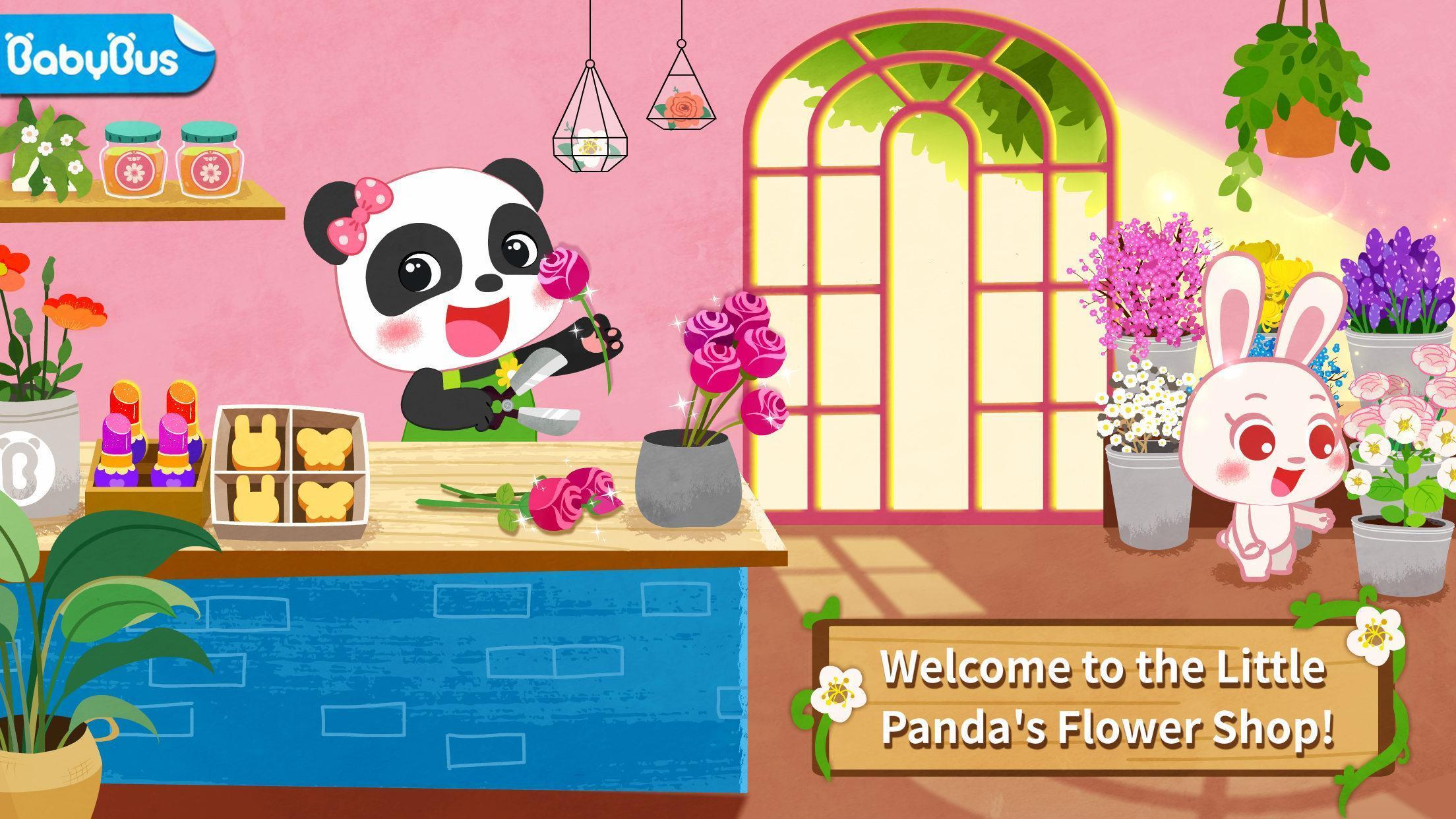 Little Panda's Fashion Flower DIY 8.43.00.10 Screenshot 1