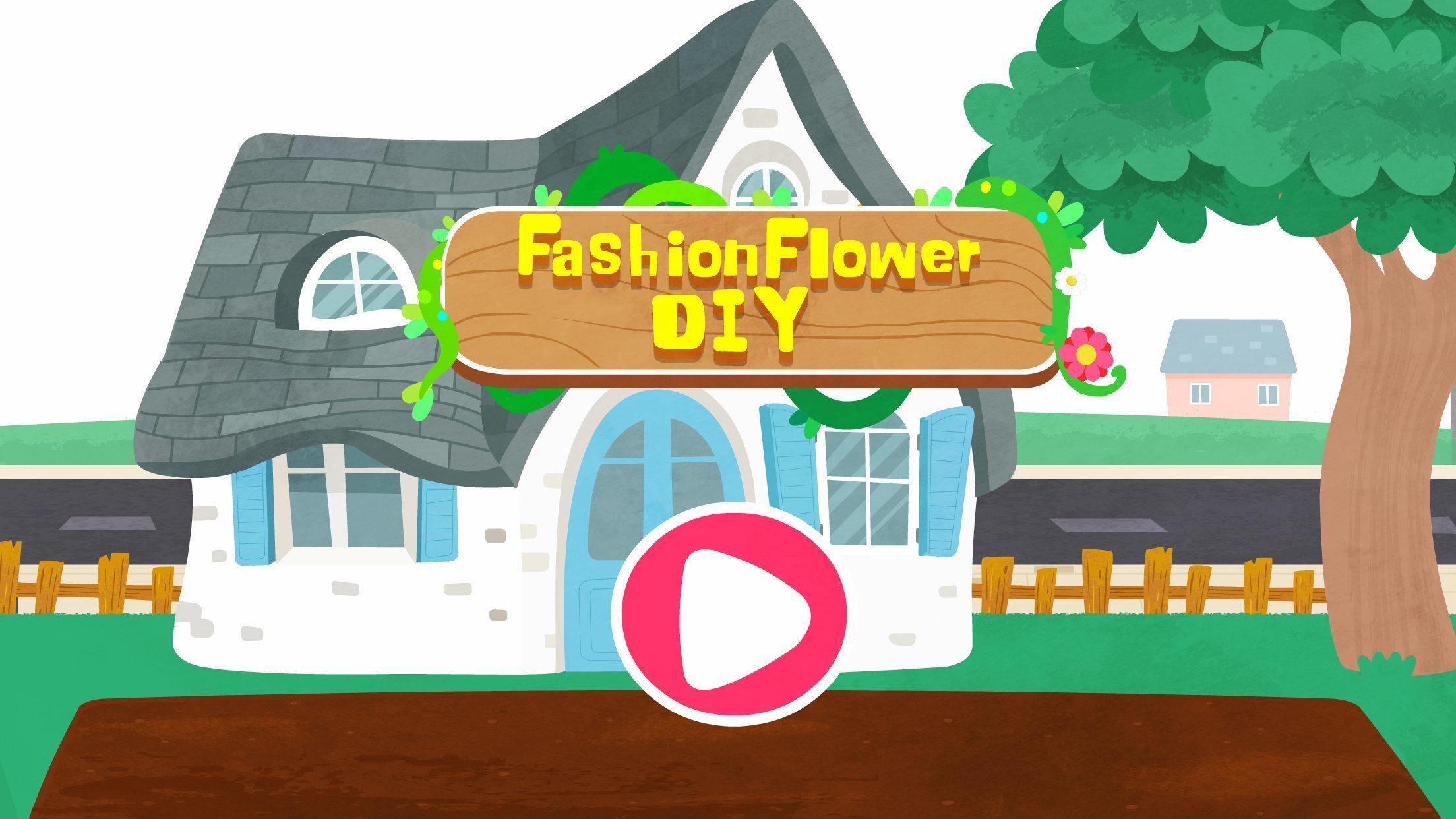 Little Panda's Fashion Flower DIY 8.43.00.10 Screenshot 18