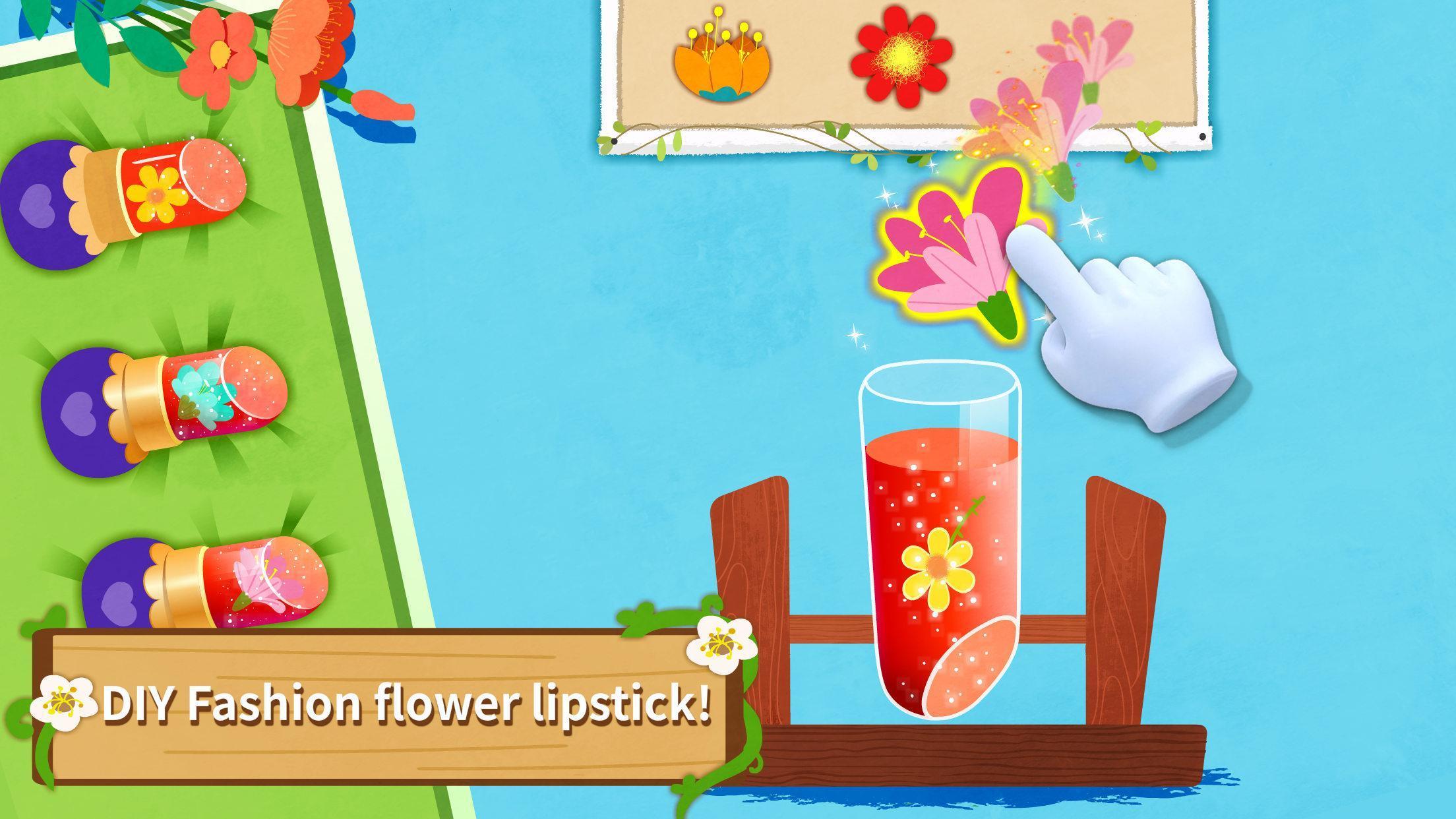 Little Panda's Fashion Flower DIY 8.43.00.10 Screenshot 4