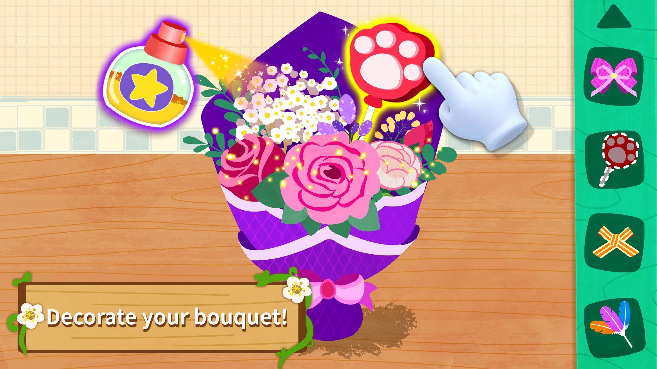 Little Panda's Fashion Flower DIY 8.43.00.10 Screenshot 5