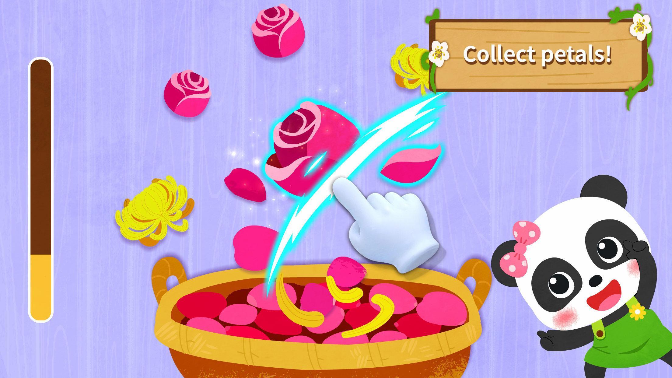 Little Panda's Fashion Flower DIY 8.43.00.10 Screenshot 8