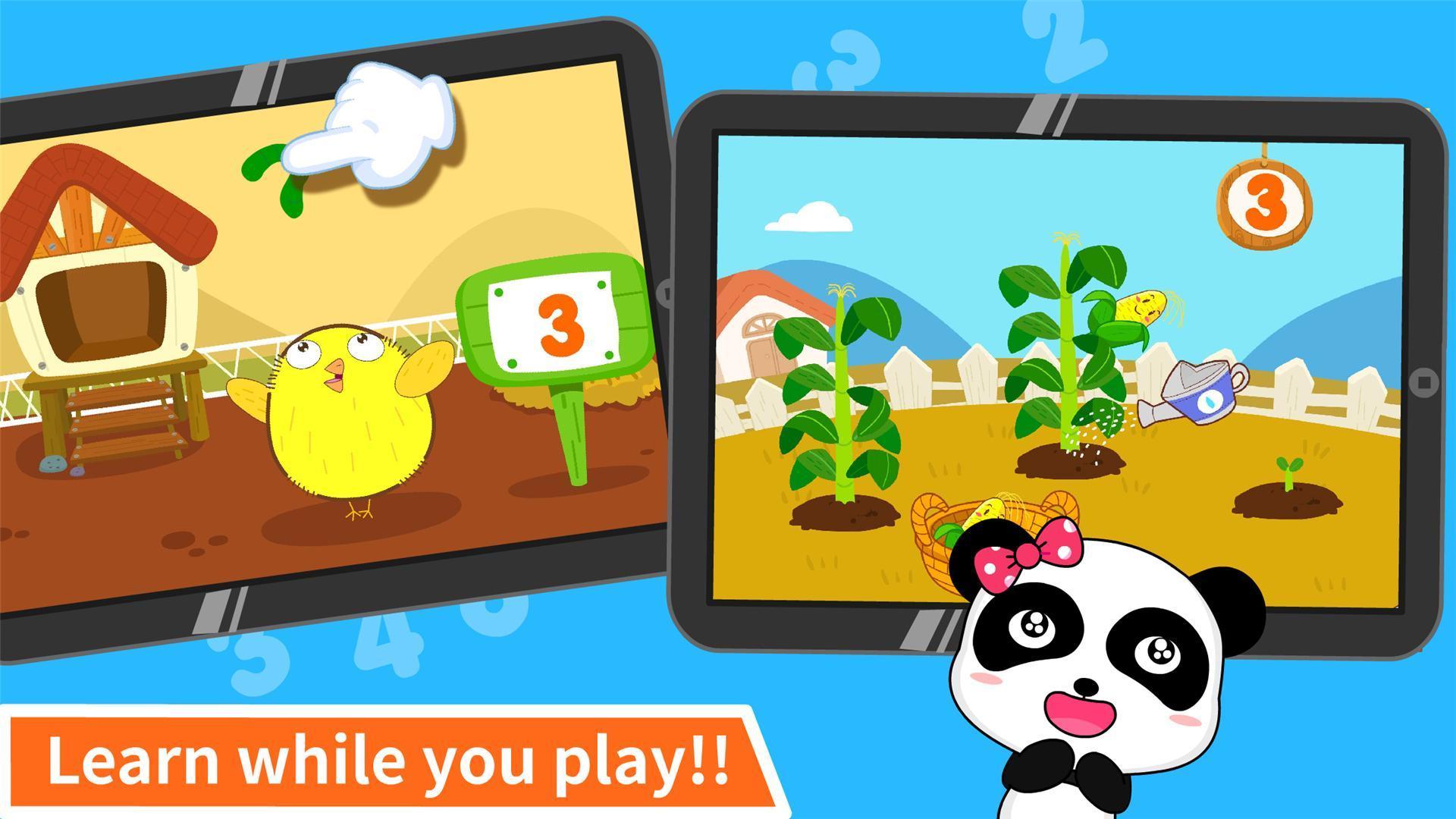Baby Panda Learns Numbers 8.43.00.10 Screenshot 3
