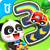 Baby Panda's Numbers app icon