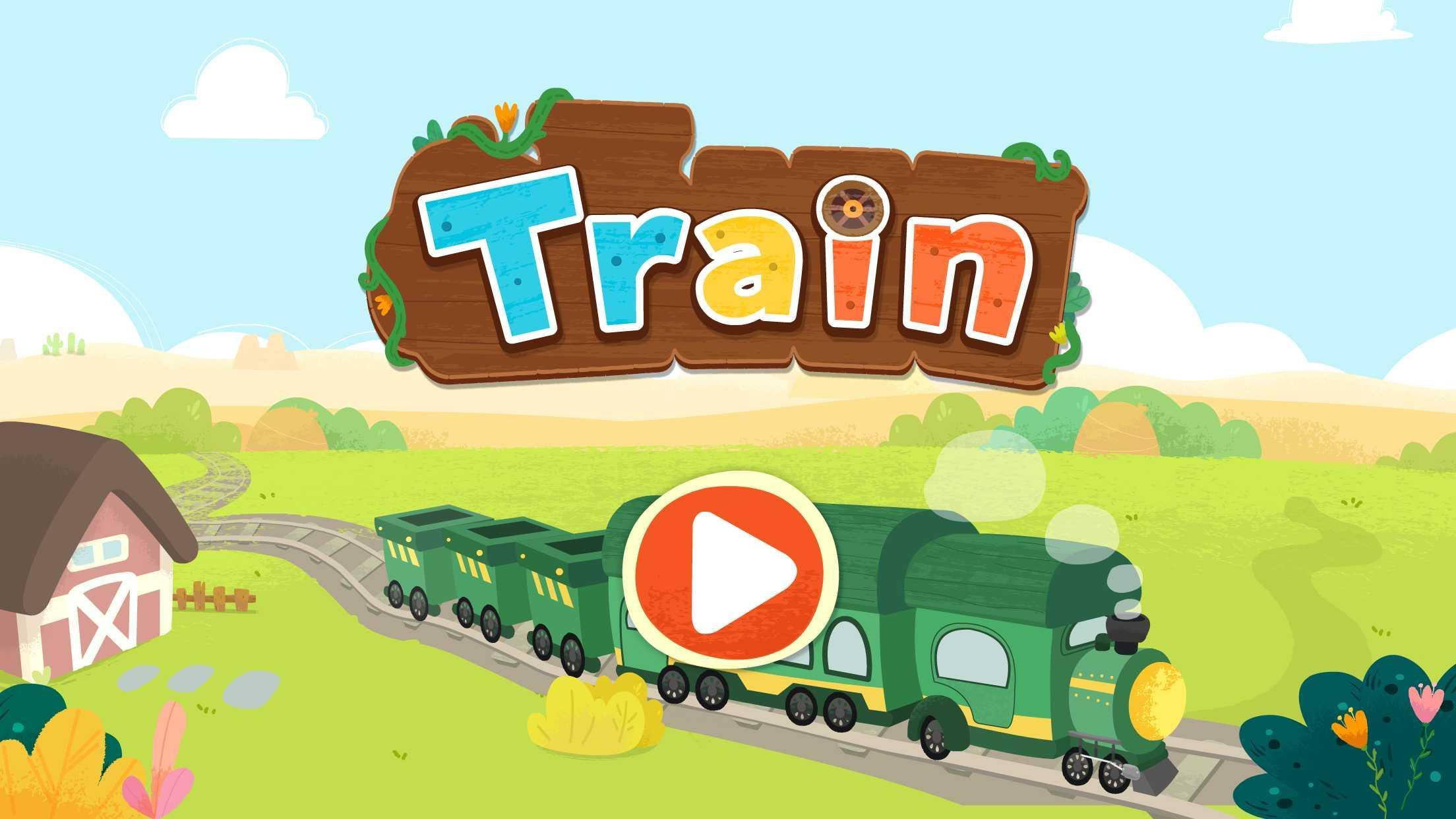 Baby Panda's Train 8.43.00.10 Screenshot 12