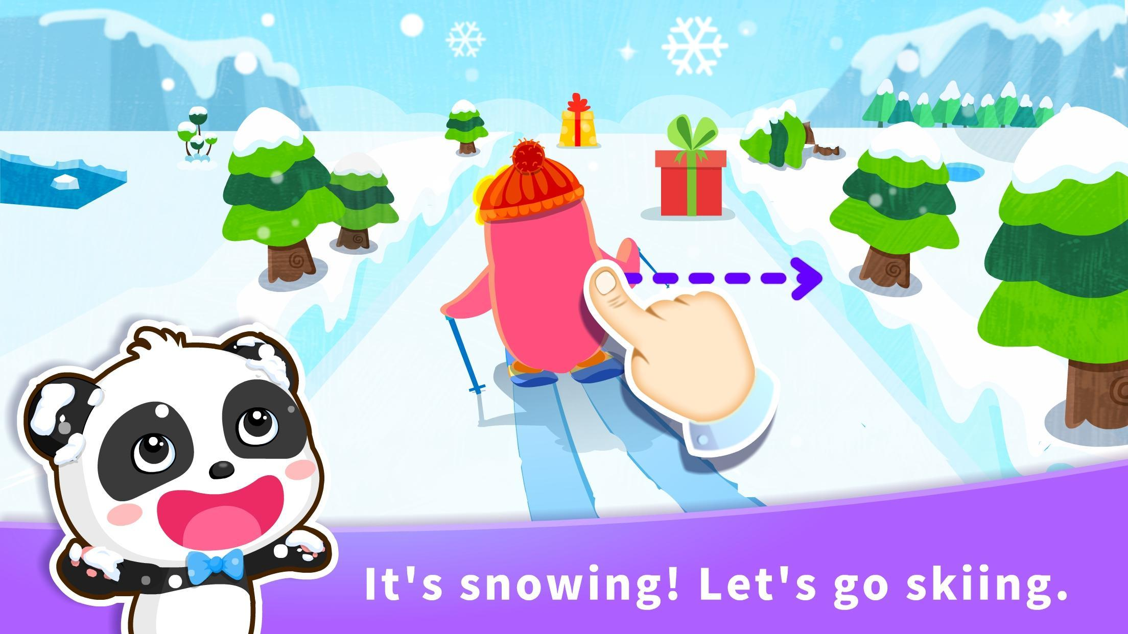 Baby Panda's Learning Weather 8.43.00.10 Screenshot 3