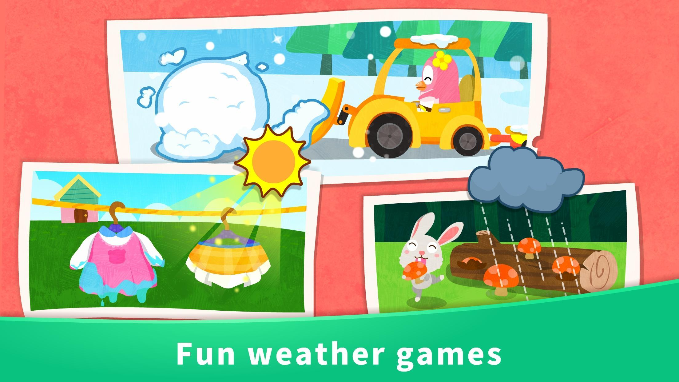 Baby Panda's Learning Weather 8.43.00.10 Screenshot 5