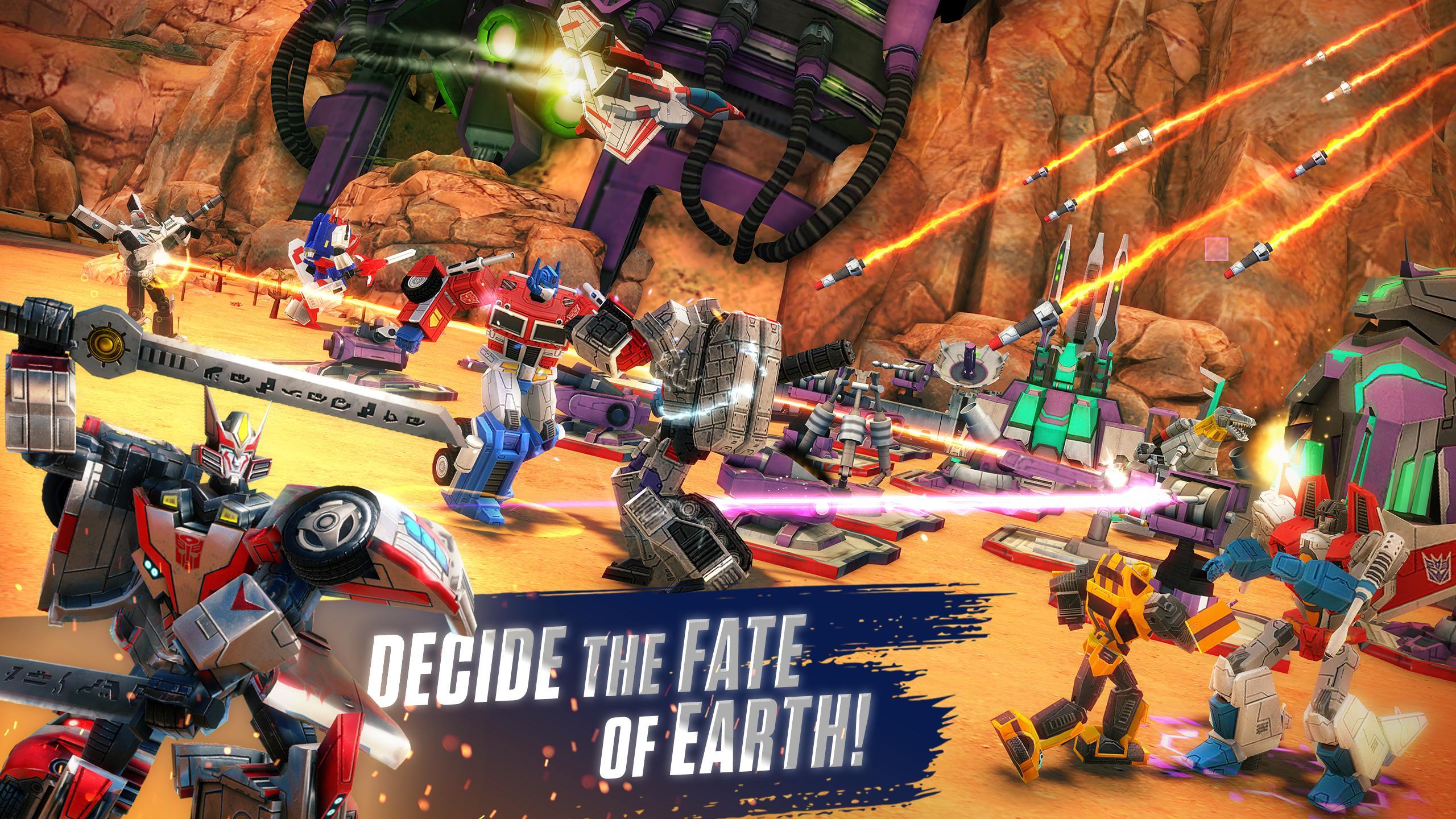 TRANSFORMERS: Earth Wars 7.0.0.354 Screenshot 1