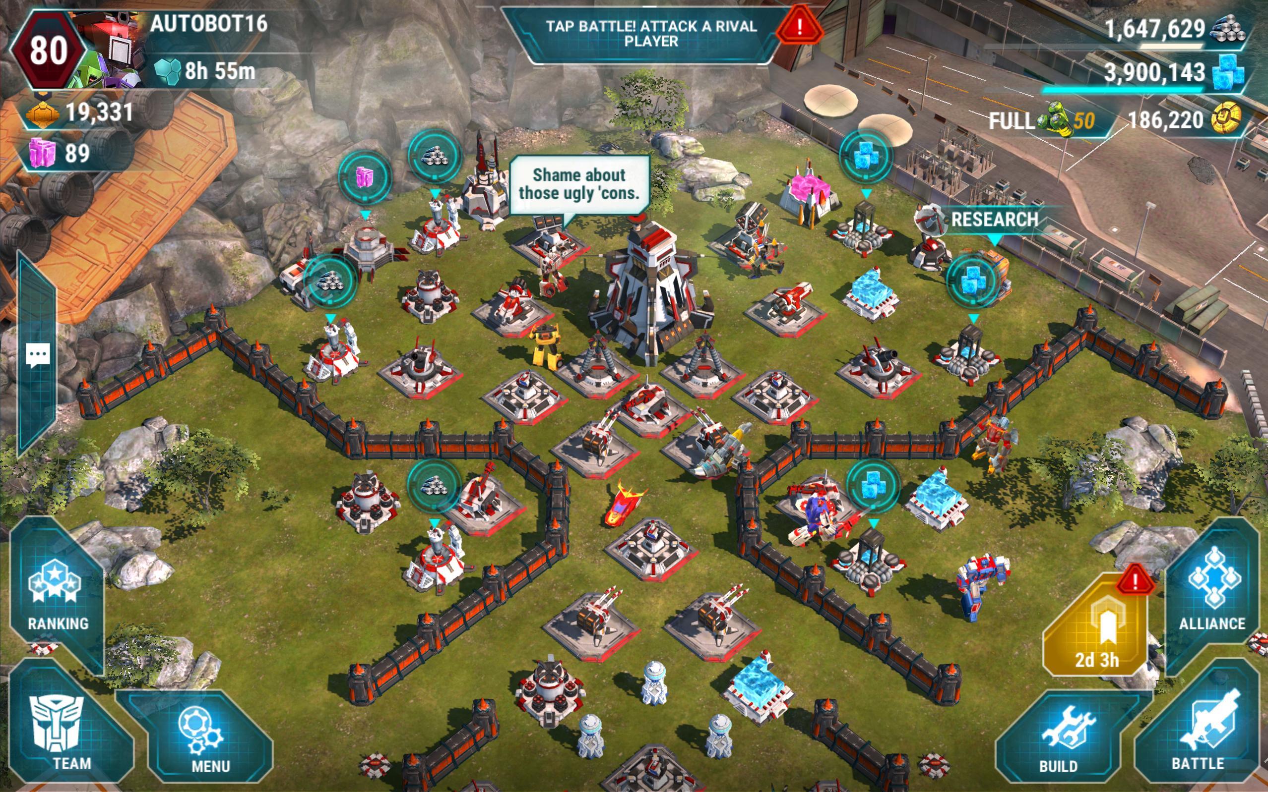 TRANSFORMERS: Earth Wars 7.0.0.354 Screenshot 12