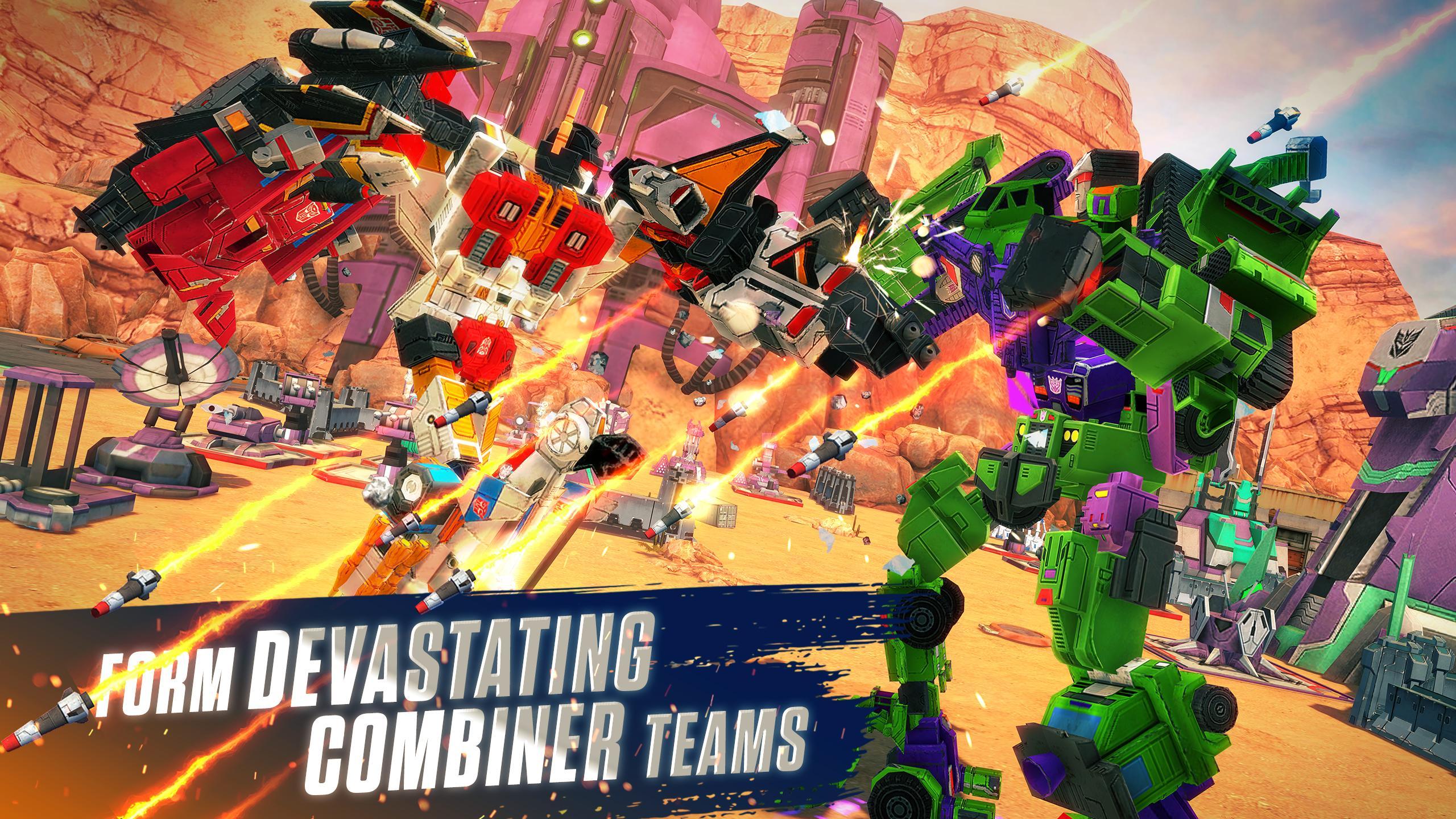 TRANSFORMERS: Earth Wars 7.0.0.354 Screenshot 5