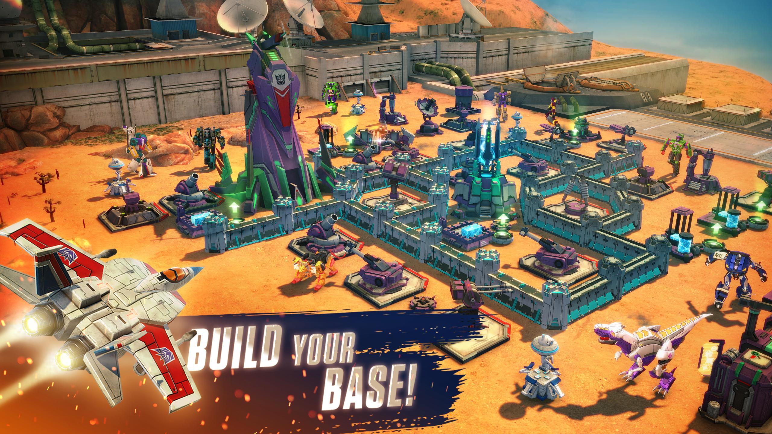 TRANSFORMERS: Earth Wars 7.0.0.354 Screenshot 9