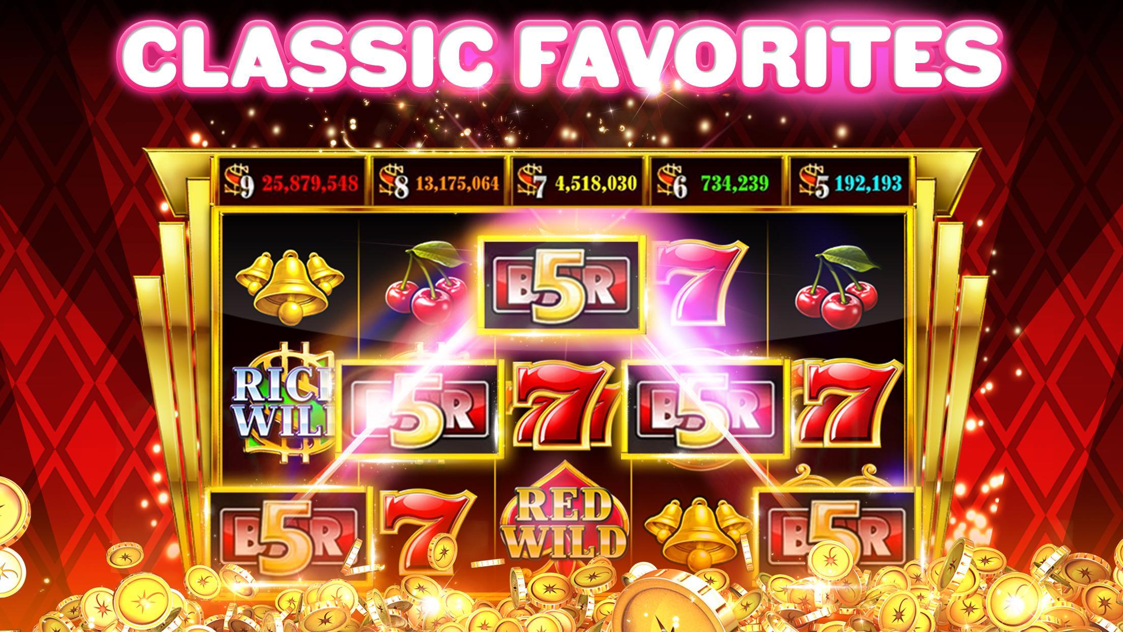 Jackpotjoy Slots Slot machines with Bonus Games 26.0.05 Screenshot 2