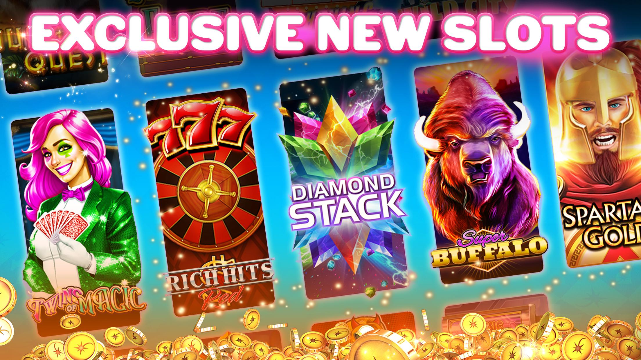 Jackpotjoy Slots Slot machines with Bonus Games 26.0.05 Screenshot 21