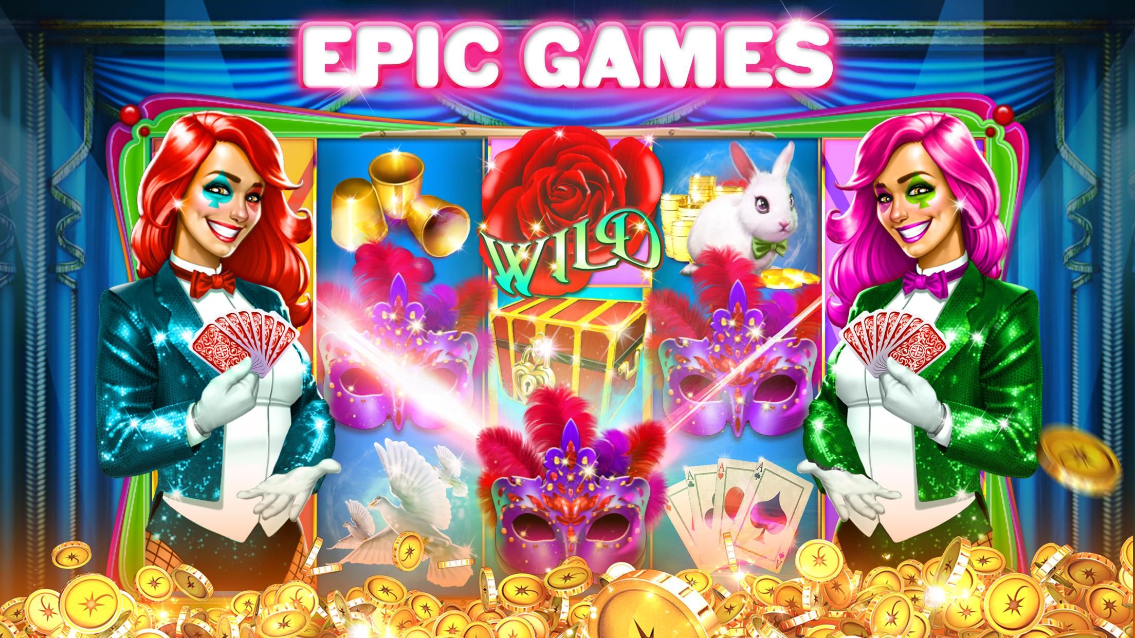Jackpotjoy Slots Slot machines with Bonus Games 26.0.05 Screenshot 3