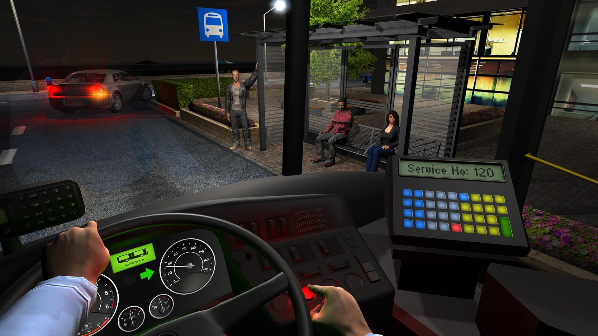 Bus Game screenshot