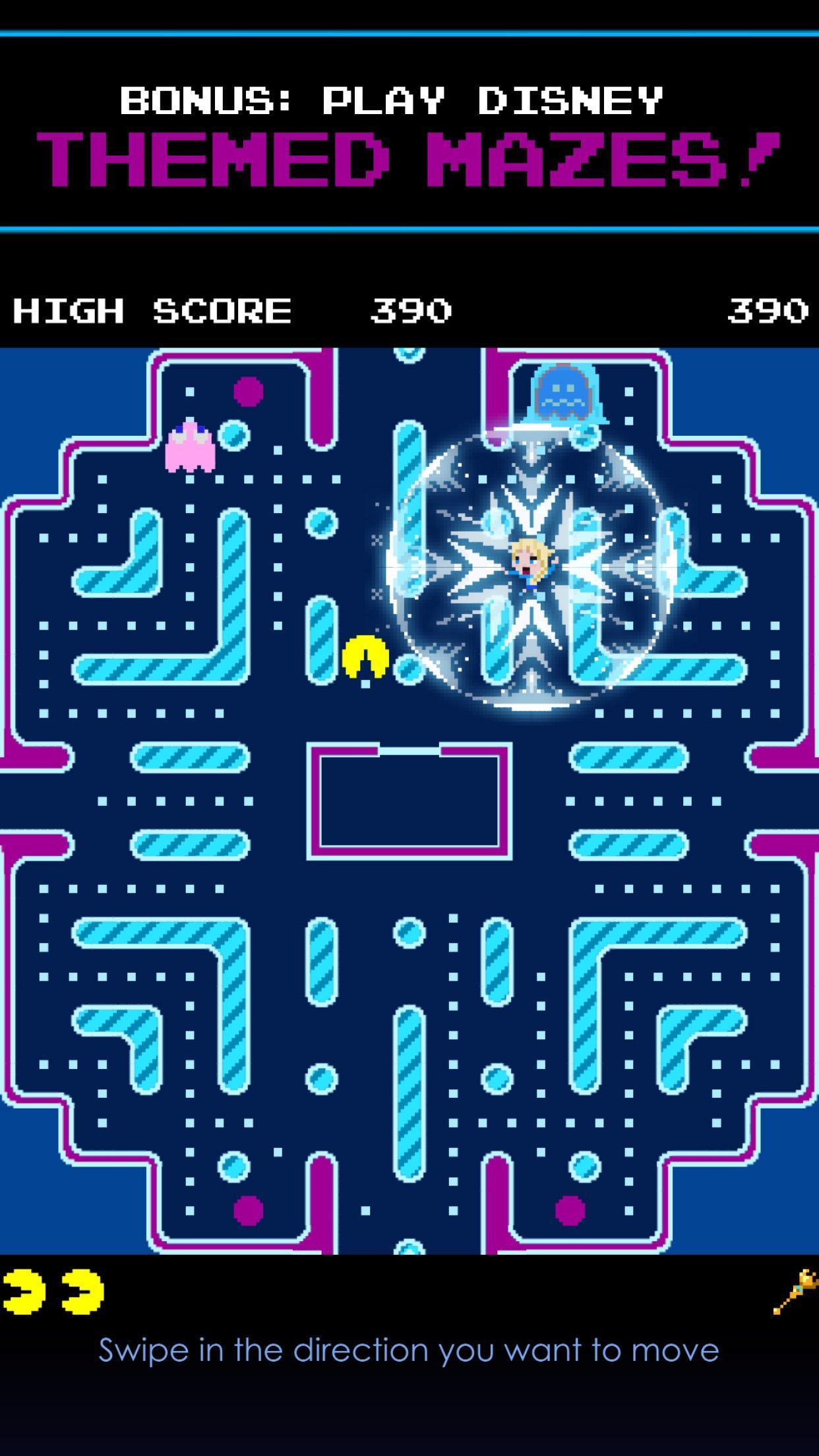 PAC-MAN: Ralph Breaks the Maze 1.0.8 Screenshot 2