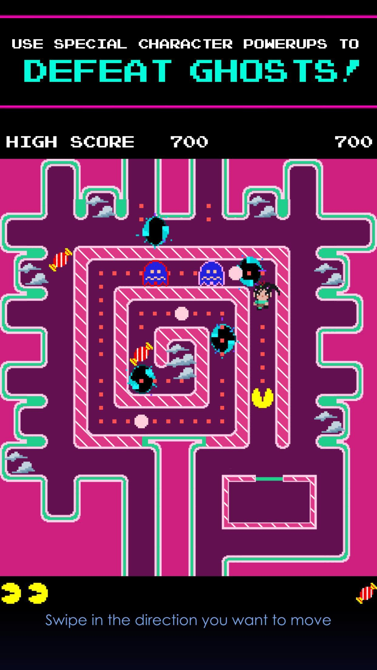 PAC-MAN: Ralph Breaks the Maze 1.0.8 Screenshot 3