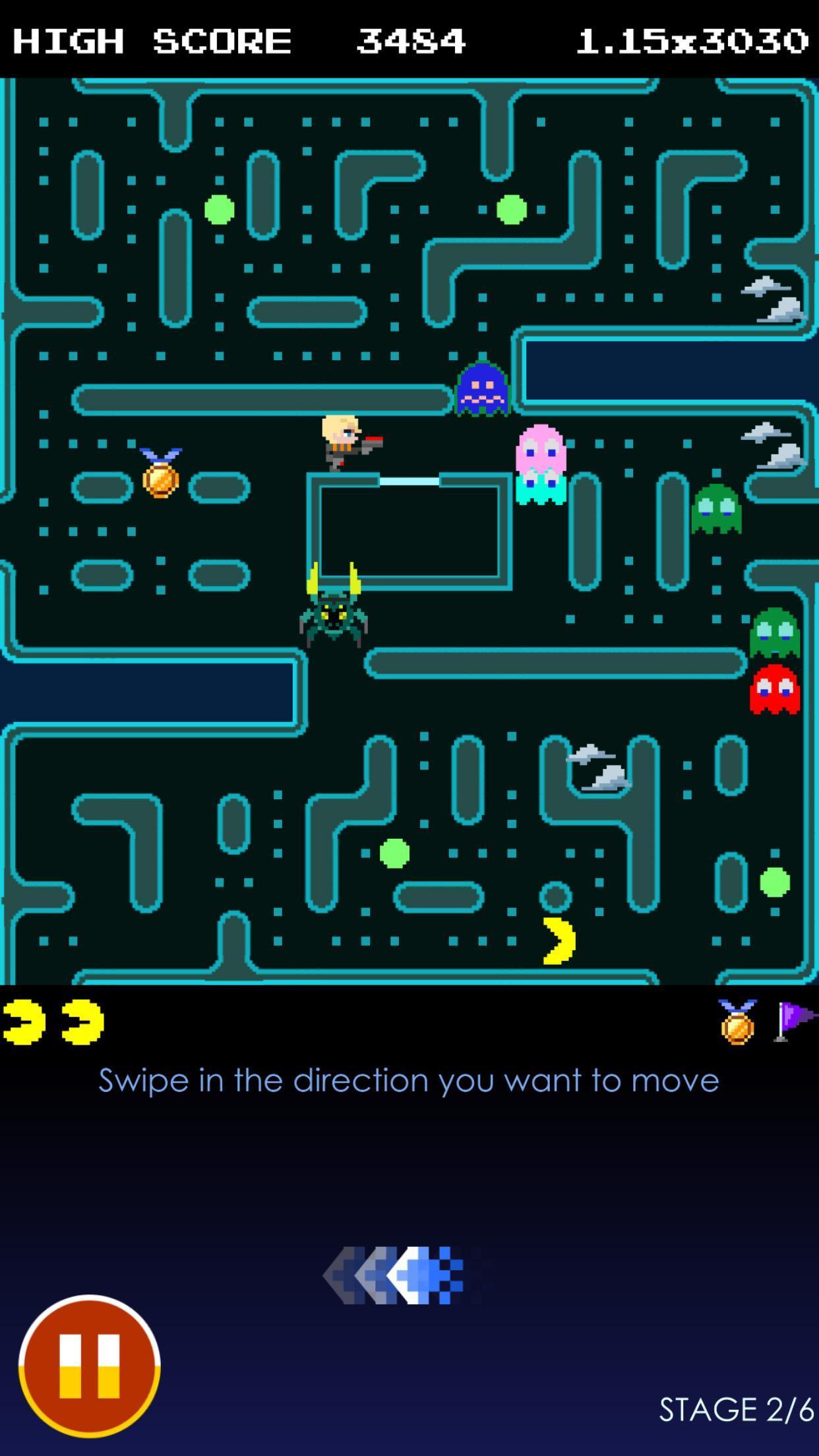 PAC-MAN: Ralph Breaks the Maze 1.0.8 Screenshot 5