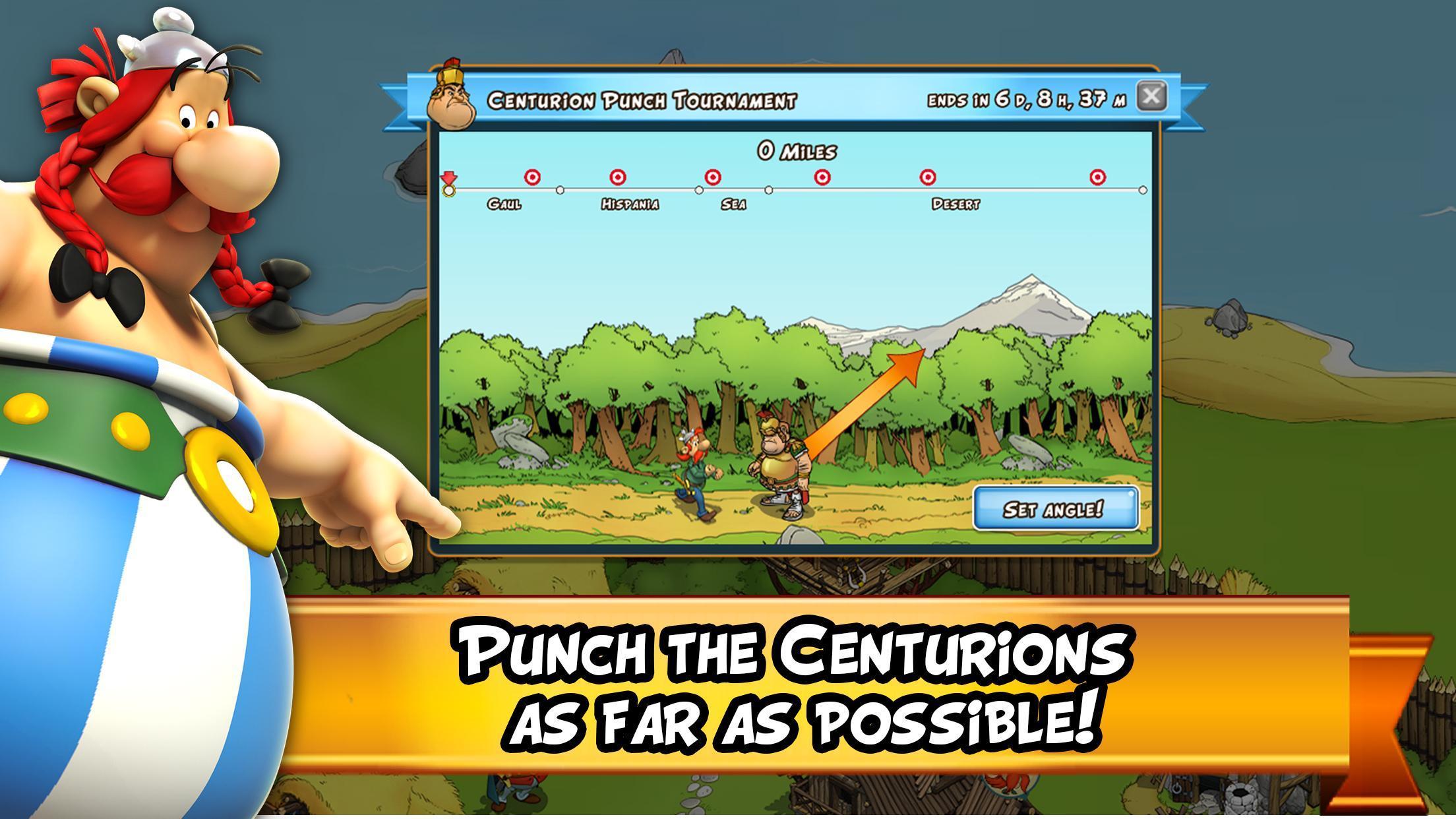 Asterix and Friends 2.0.1 Screenshot 1