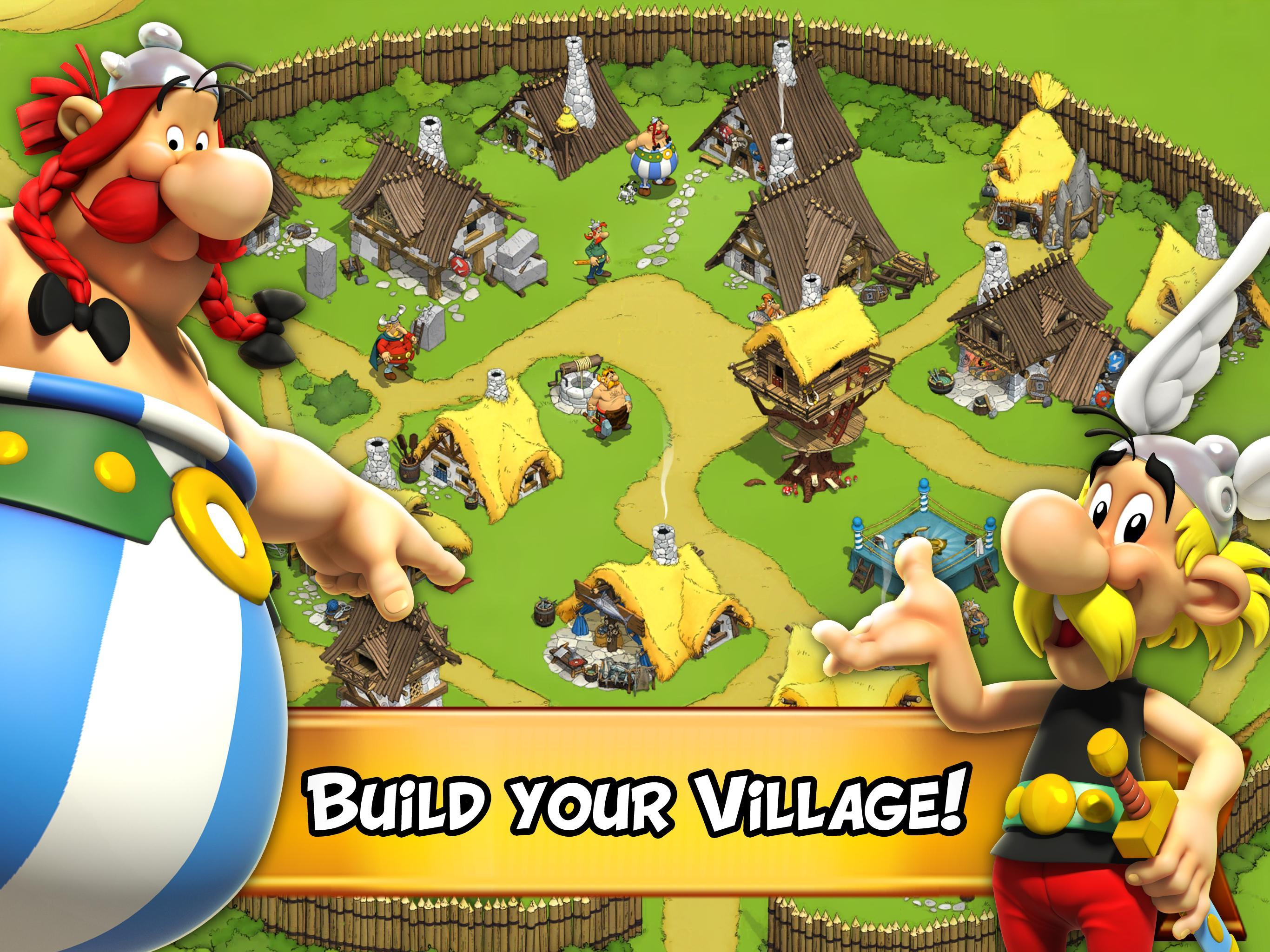 Asterix and Friends 2.0.1 Screenshot 10