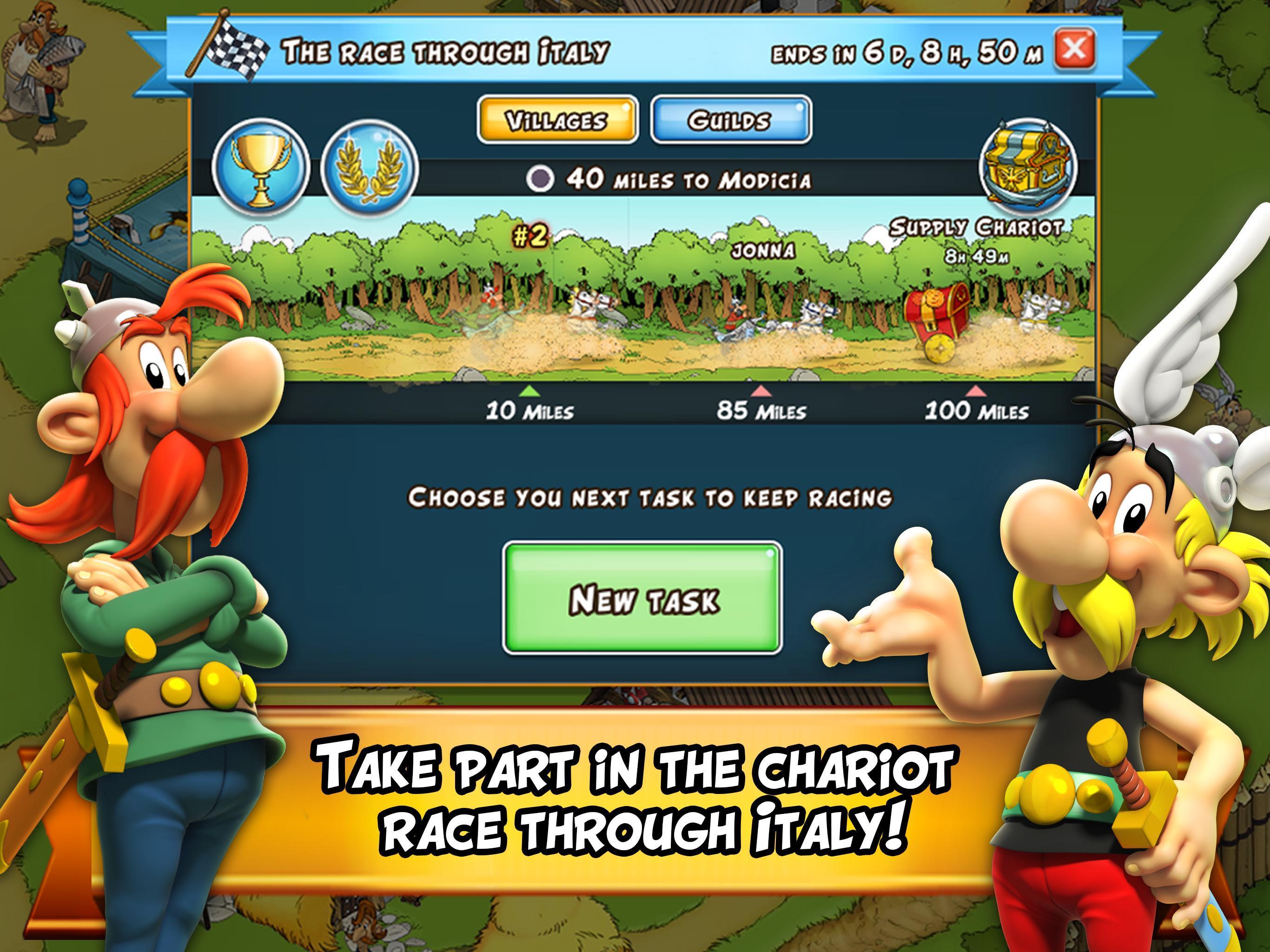 Asterix and Friends 2.0.1 Screenshot 16