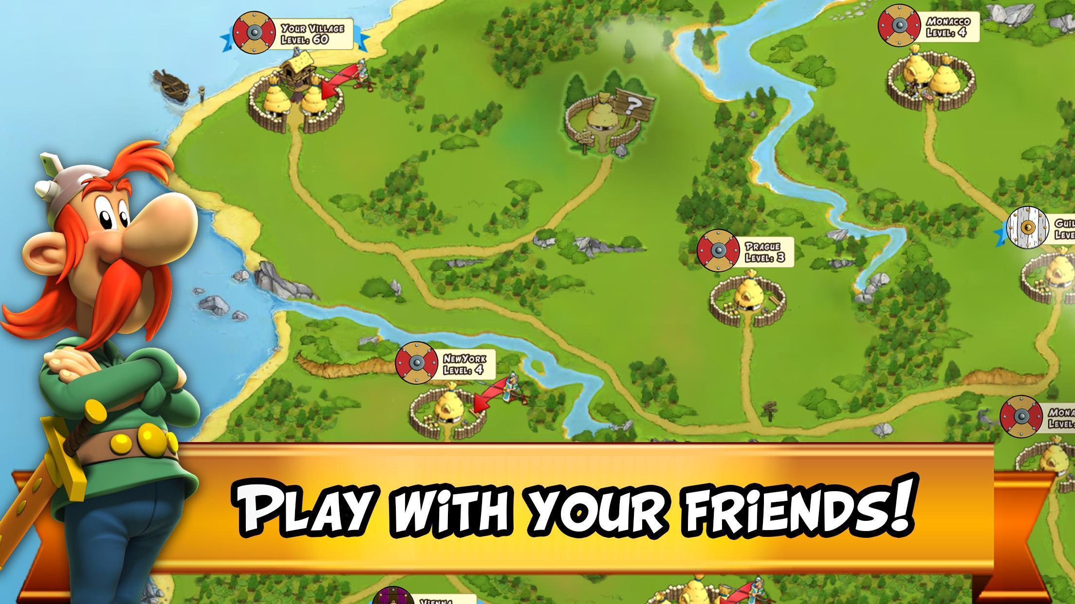 Asterix and Friends 2.0.1 Screenshot 5