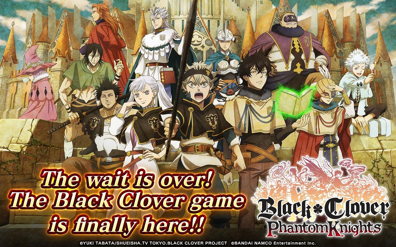 Black Clover Phantom Knights 1.0.9 Screenshot 6