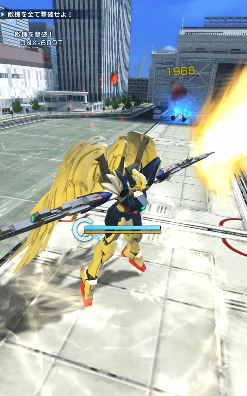 ガンダムブレイカーモバイル 2.00.01 Screenshot 14