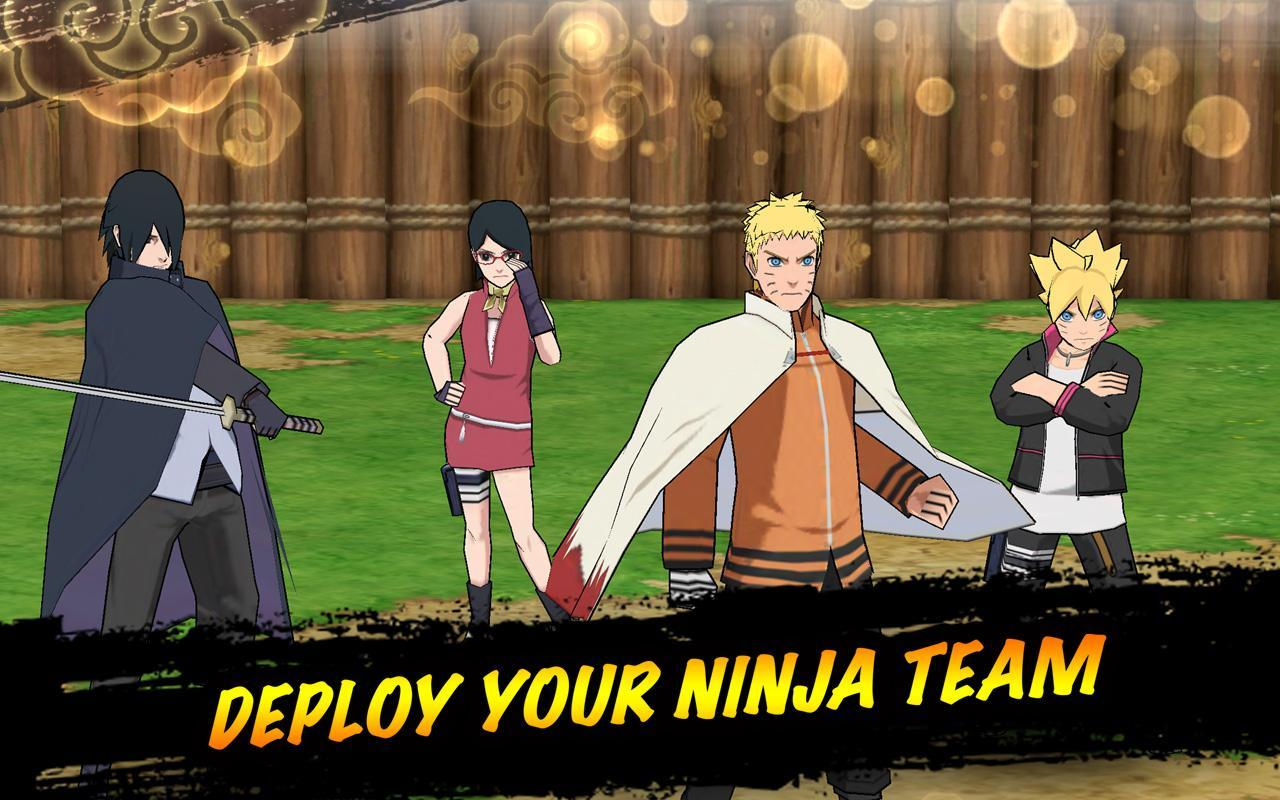 NARUTO X BORUTO NINJA VOLTAGE 6.1.0 Screenshot 4